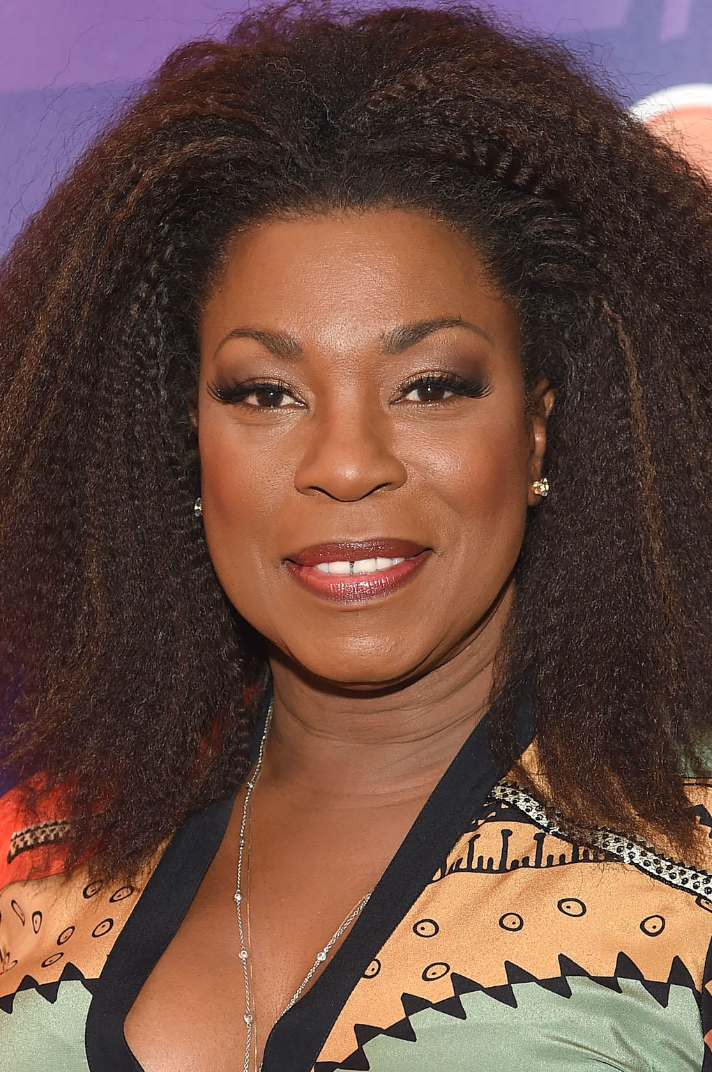 Lorraine Toussaint at NBC's New York Mid-Season press junket.