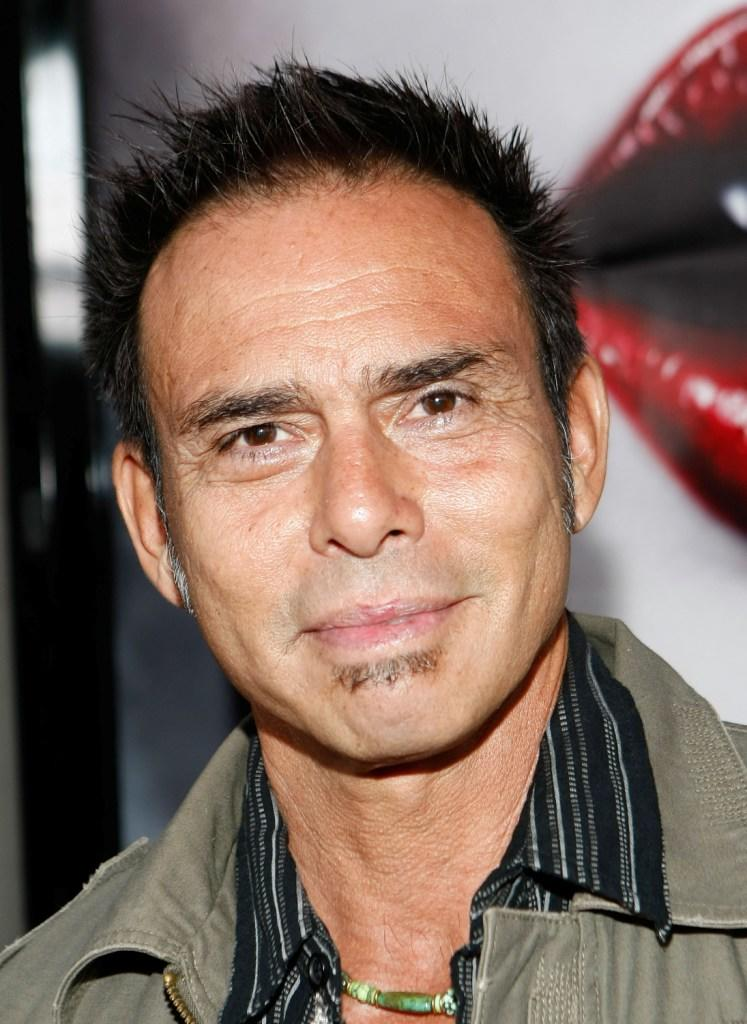 Raoul Trujillo at the Los Angeles premiere of