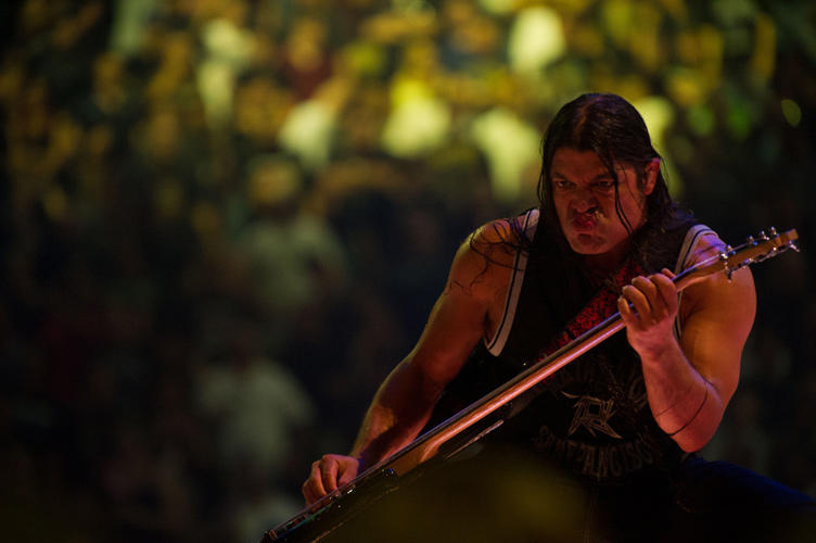 Robert Trujillo in