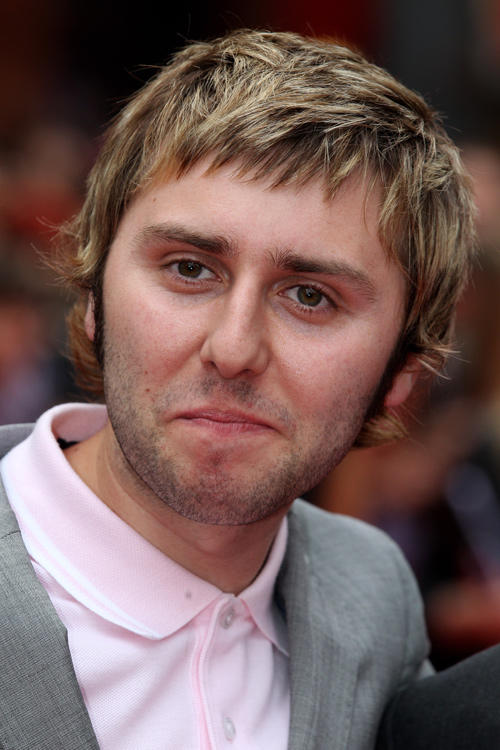 James Buckley at the world premiere of