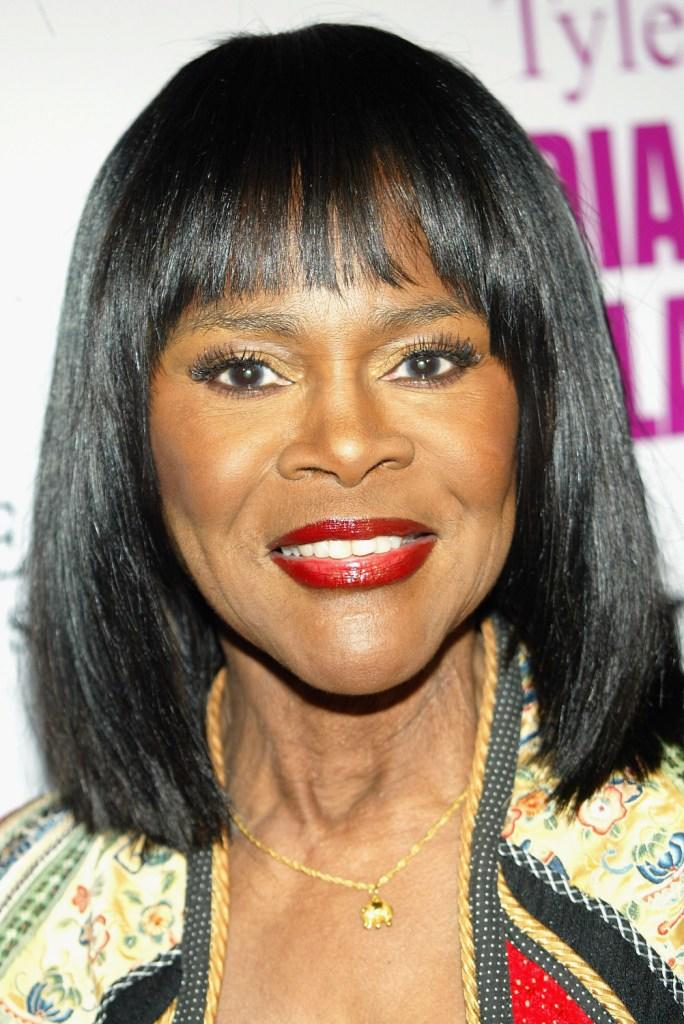 Cicely Tyson at the Hollywood premiere of