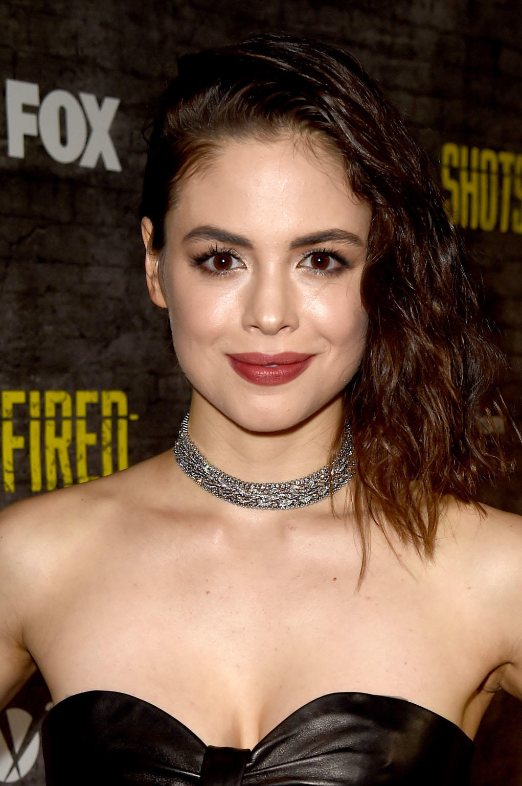 Conor Leslie at a screening and Q&A for Fox TV's