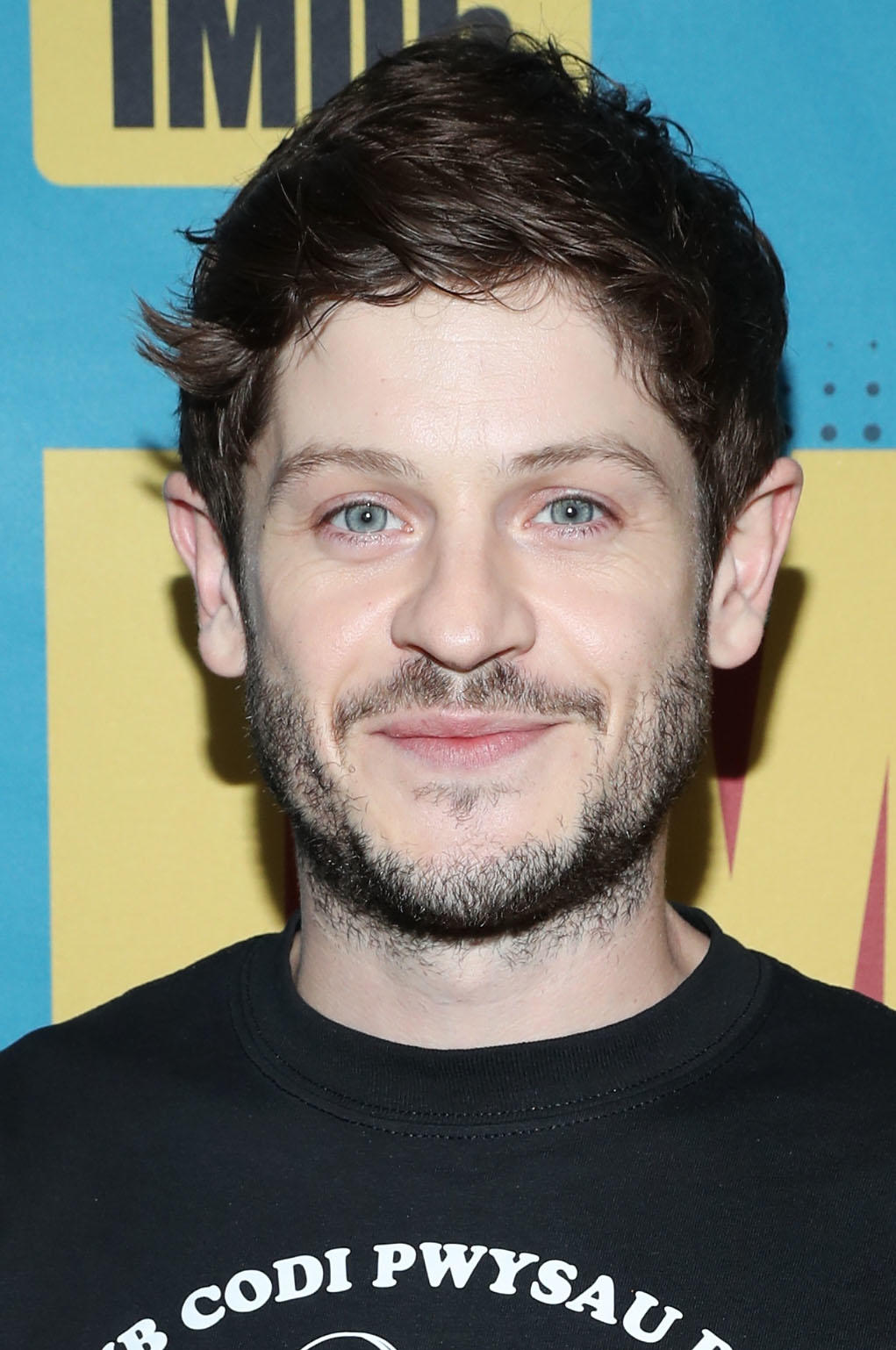 Iwan Rheon at the #IMDboat at San Diego Comic-Con 2017.