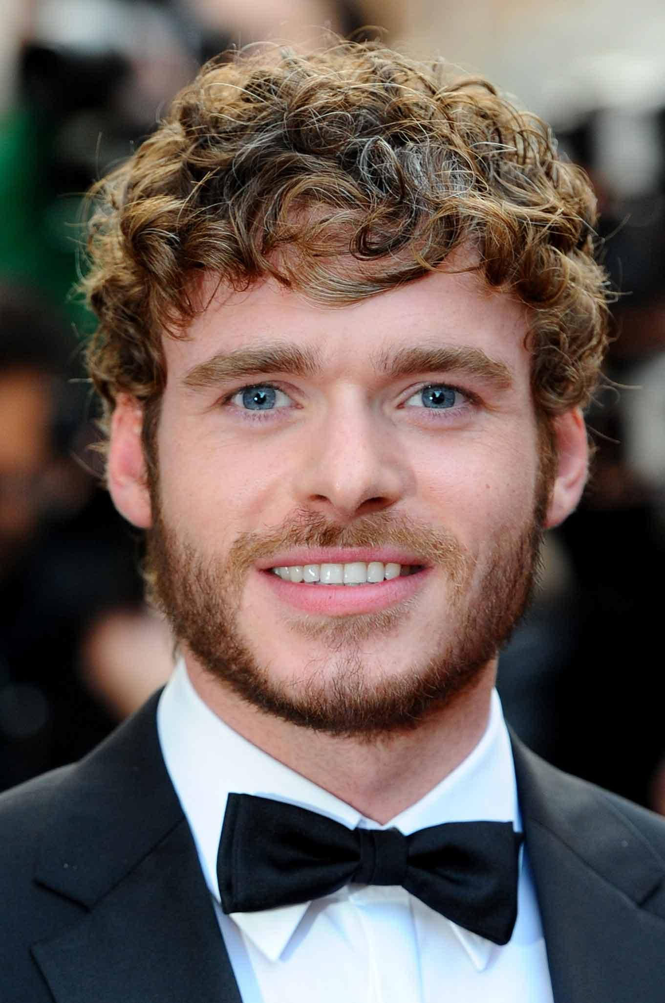 Richard Madden at the GQ Men Of The Year Awards.