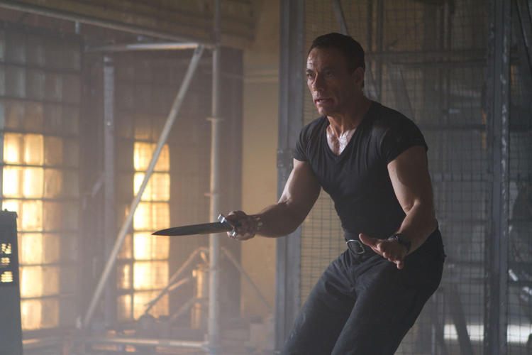 Jean-Claude Van Damme as Jean Vilain in