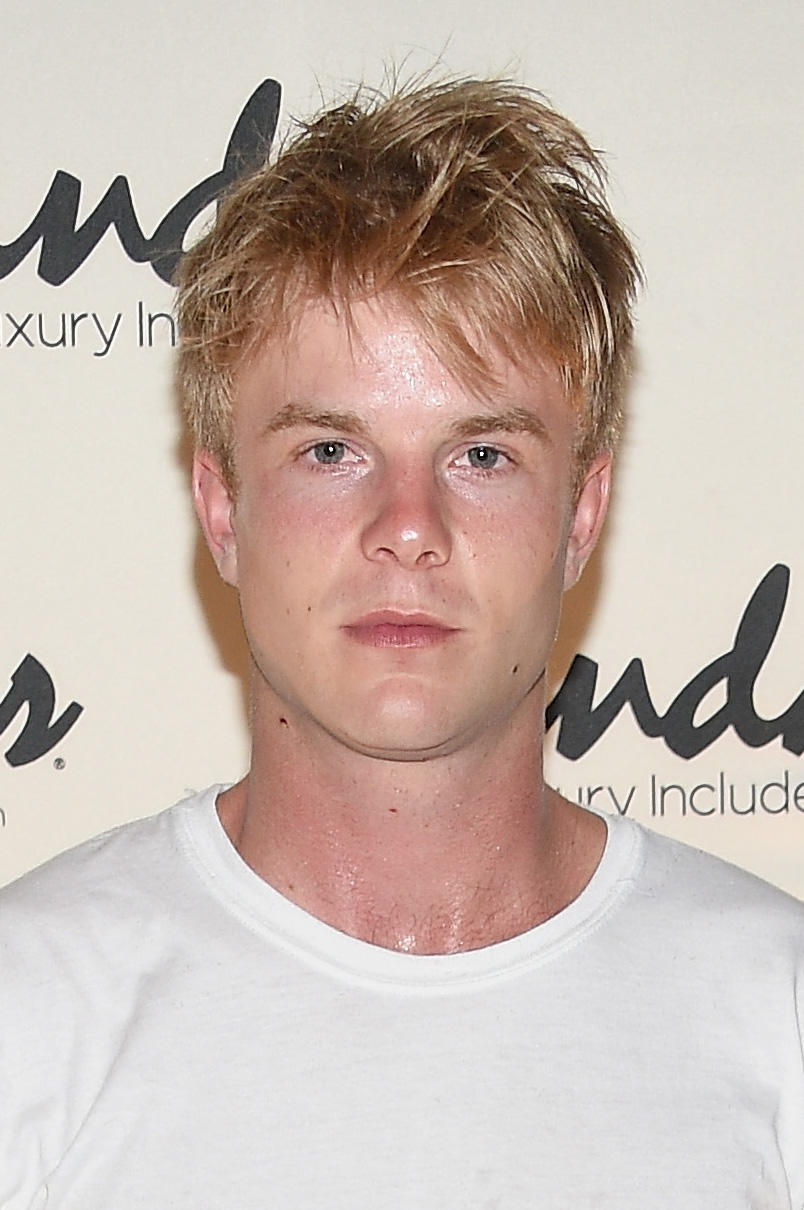 Graham Rogers at the Disney/ABC 2016 Winter TCA Tour in Pasadena, CA.