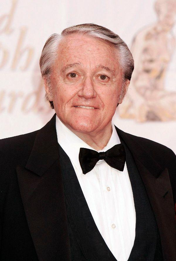 Robert Vaughn at the 44th Monte-Carlo Television Festival.
