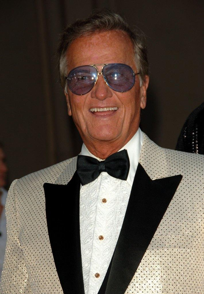 Pat Boone at the 2006 American Music Awards.