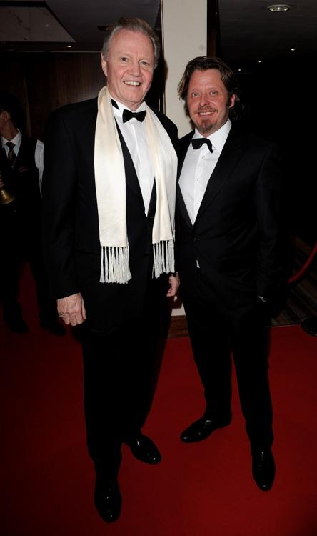 Jon Voight and Charley Boorman at the 7th Annual Irish Film and Television Awards.