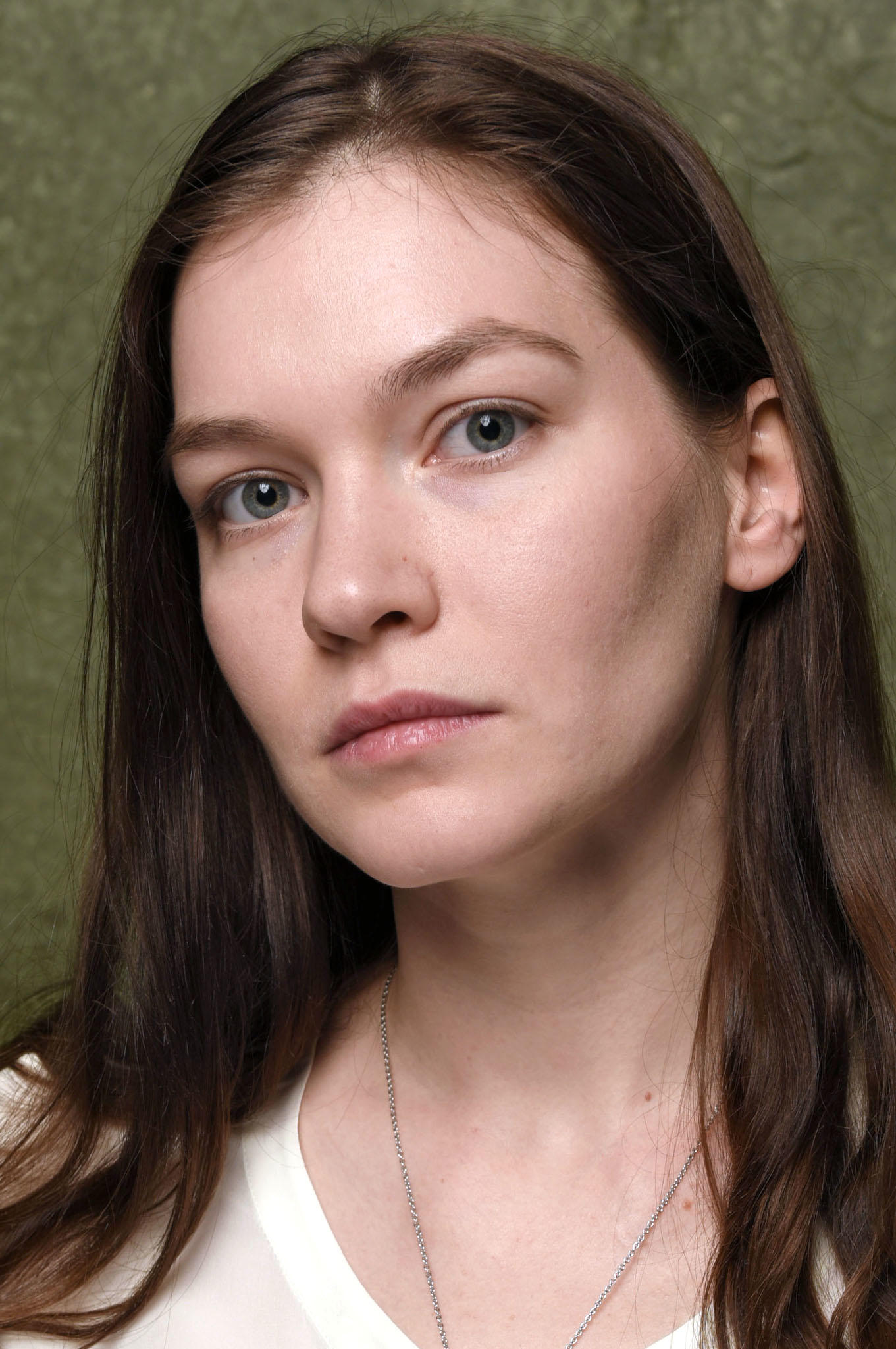 Hannah Gross during the 2015 Sundance Film Festival.