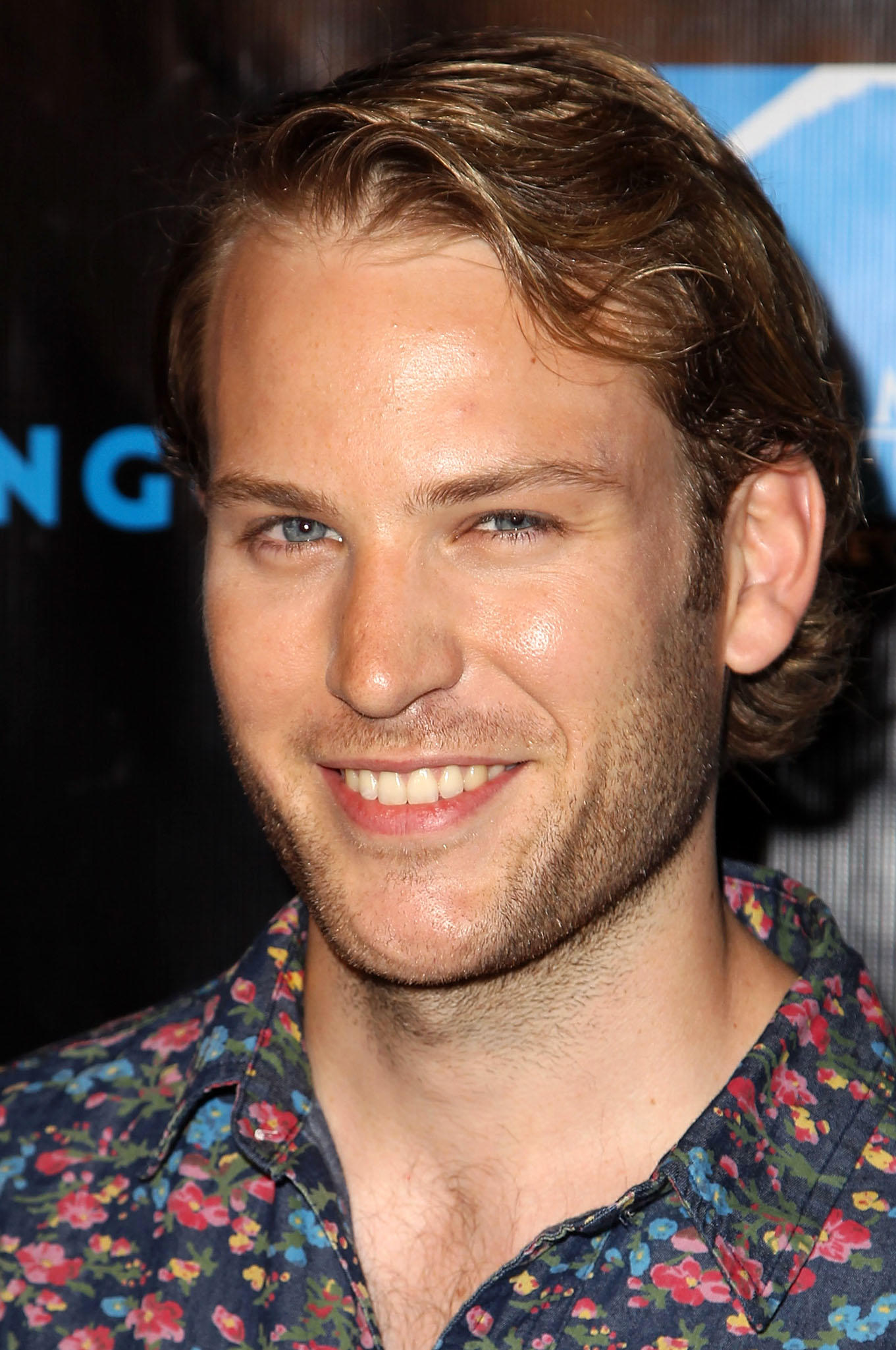 Ben Lamb at the Summit Entertainment press event during Comic-Con International 2013.