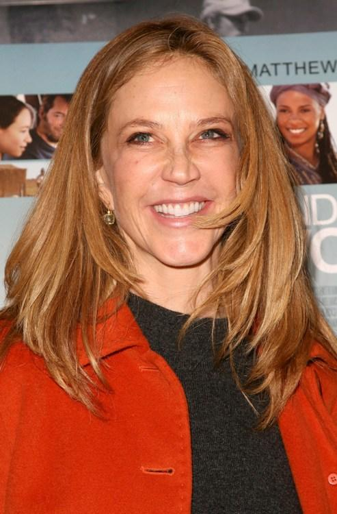 Ally Walker at the premiere of