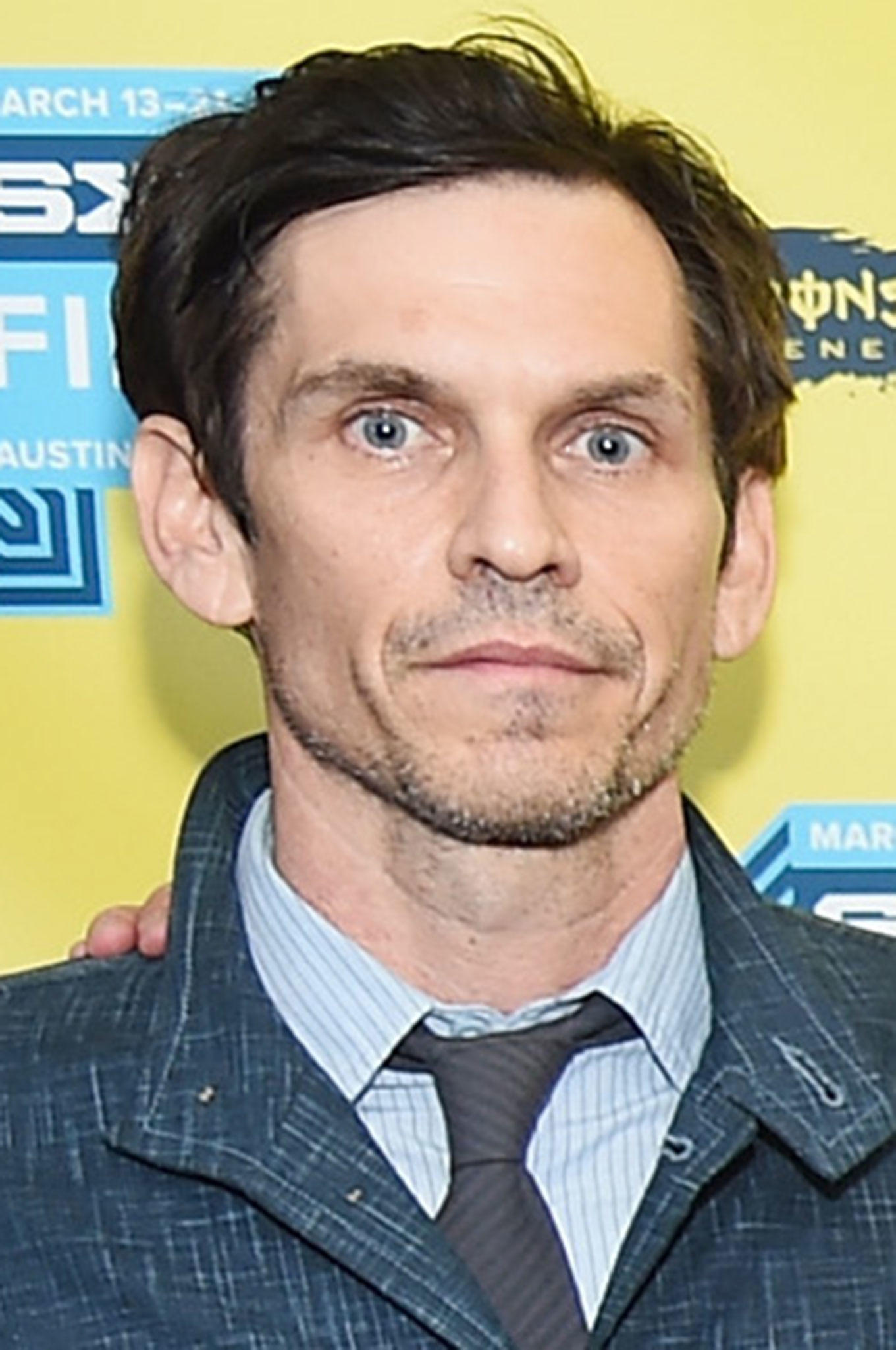 Rob Zabrecky at the 2015 SXSW premiere of