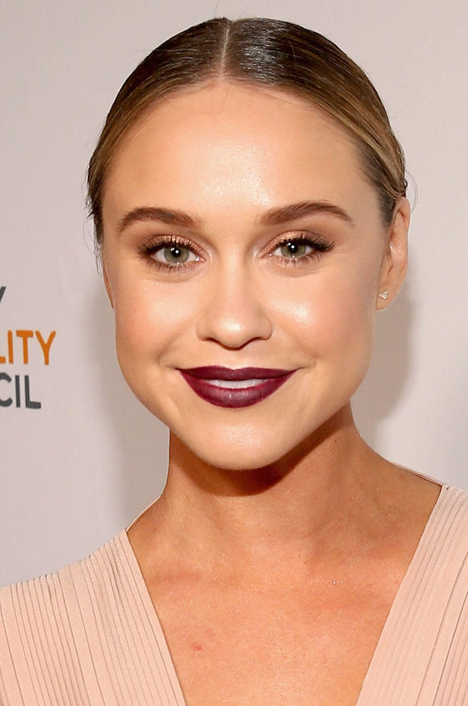 Becca Tobin at the Family Equality Council's Impact Awards in Beverly Hills, CA.