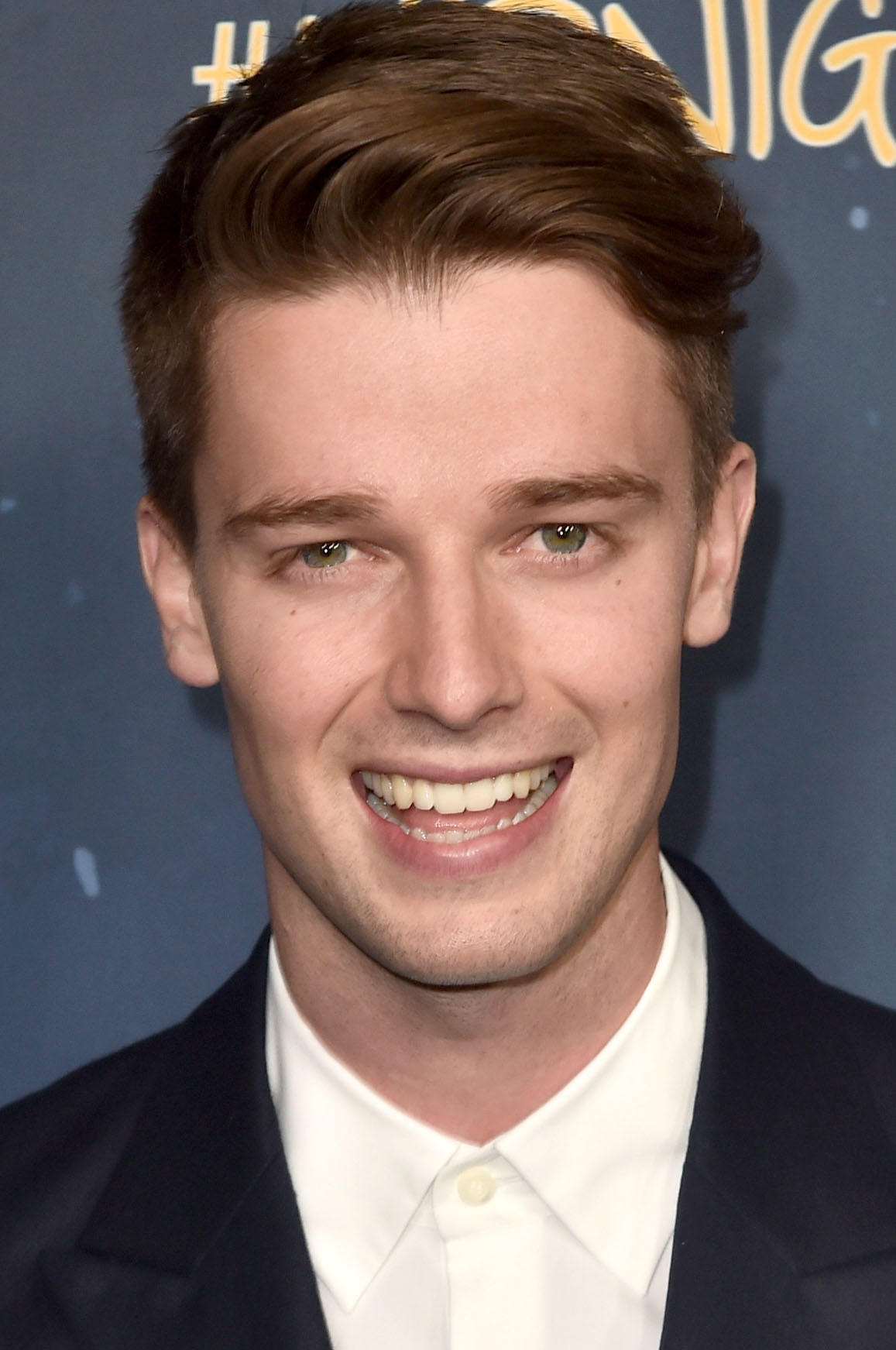 Patrick Schwarzenegger at the premiere of