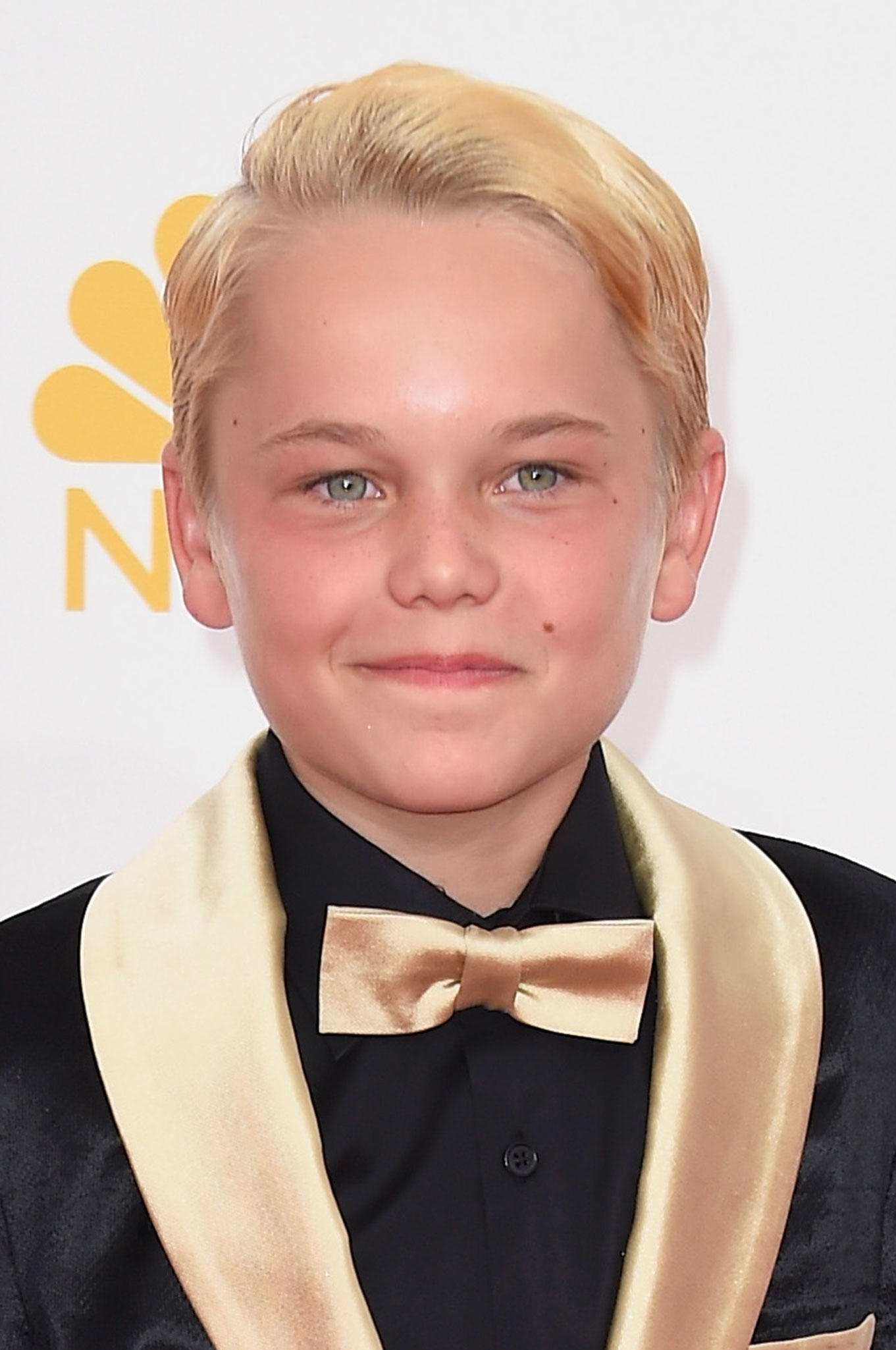Mason Vale Cotton at the 66th Annual Primetime Emmy Awards.
