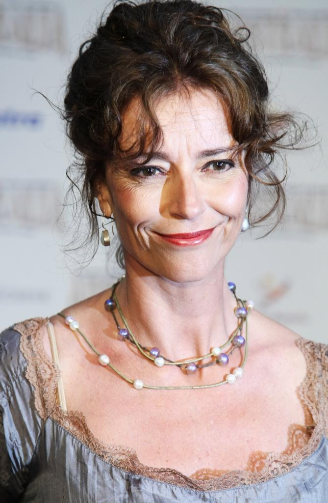 Rachel Ward at the world premiere of
