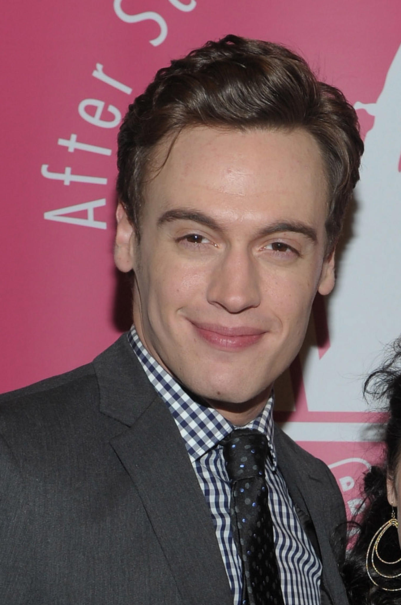 Erich Bergen at the