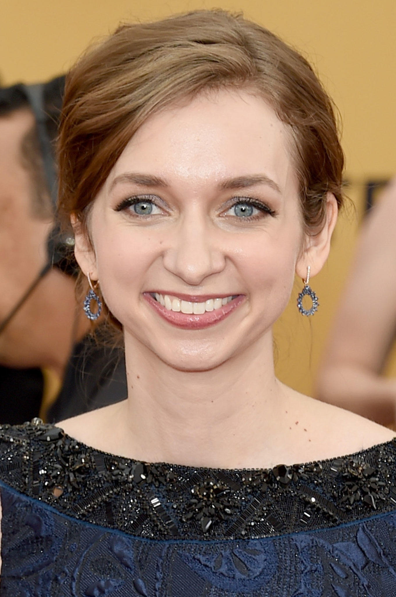 Lauren Lapkus at the 21st Annual Screen Actors Guild.