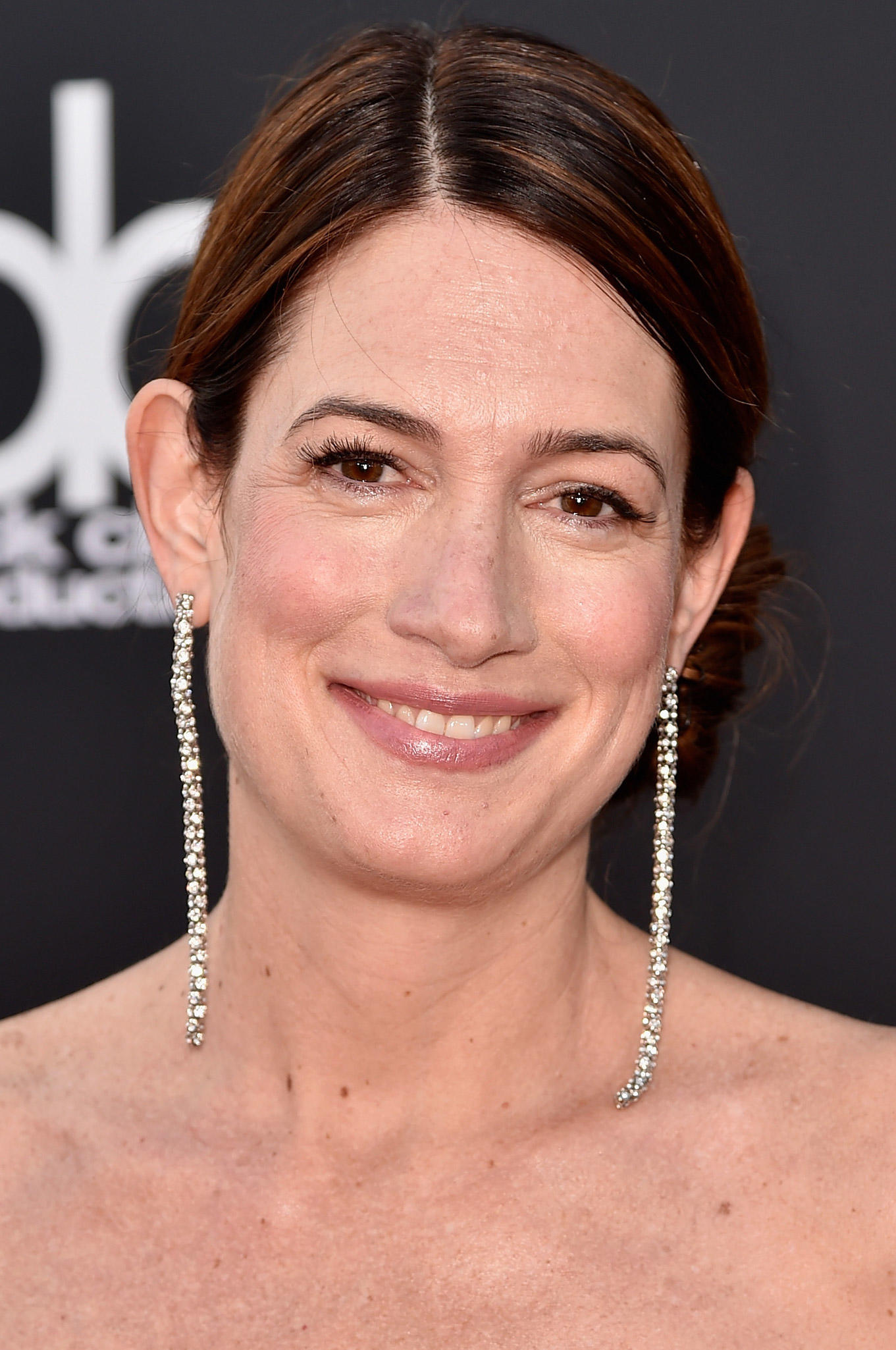 Gillian Flynn attends the 18th Annual Hollywood Film Awards at The Palladium on November 14, 2014 in Hollywood, California.