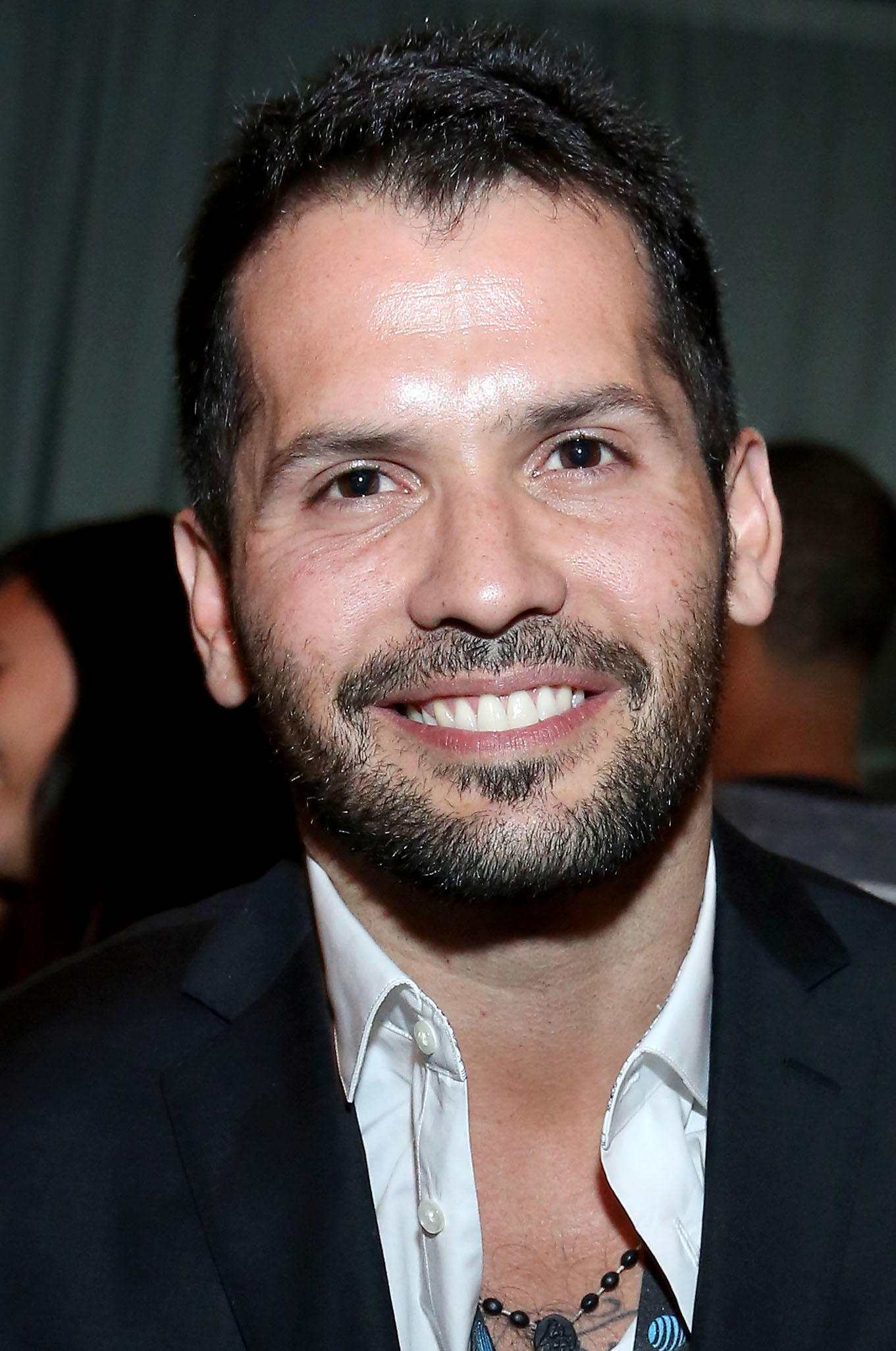 Angel Manuel Soto at the Tribeca Film Festival & TNT's Animal Kingdom Filmmaker Industry Party during the 2016 Tribeca Film Festival.