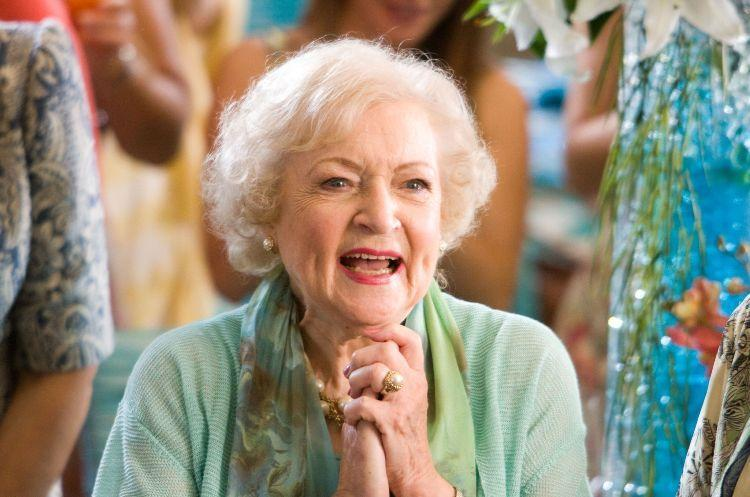 Betty White in