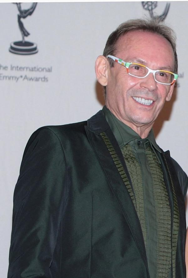 Jose Wilker at the 35th Annual International Emmy Awards.