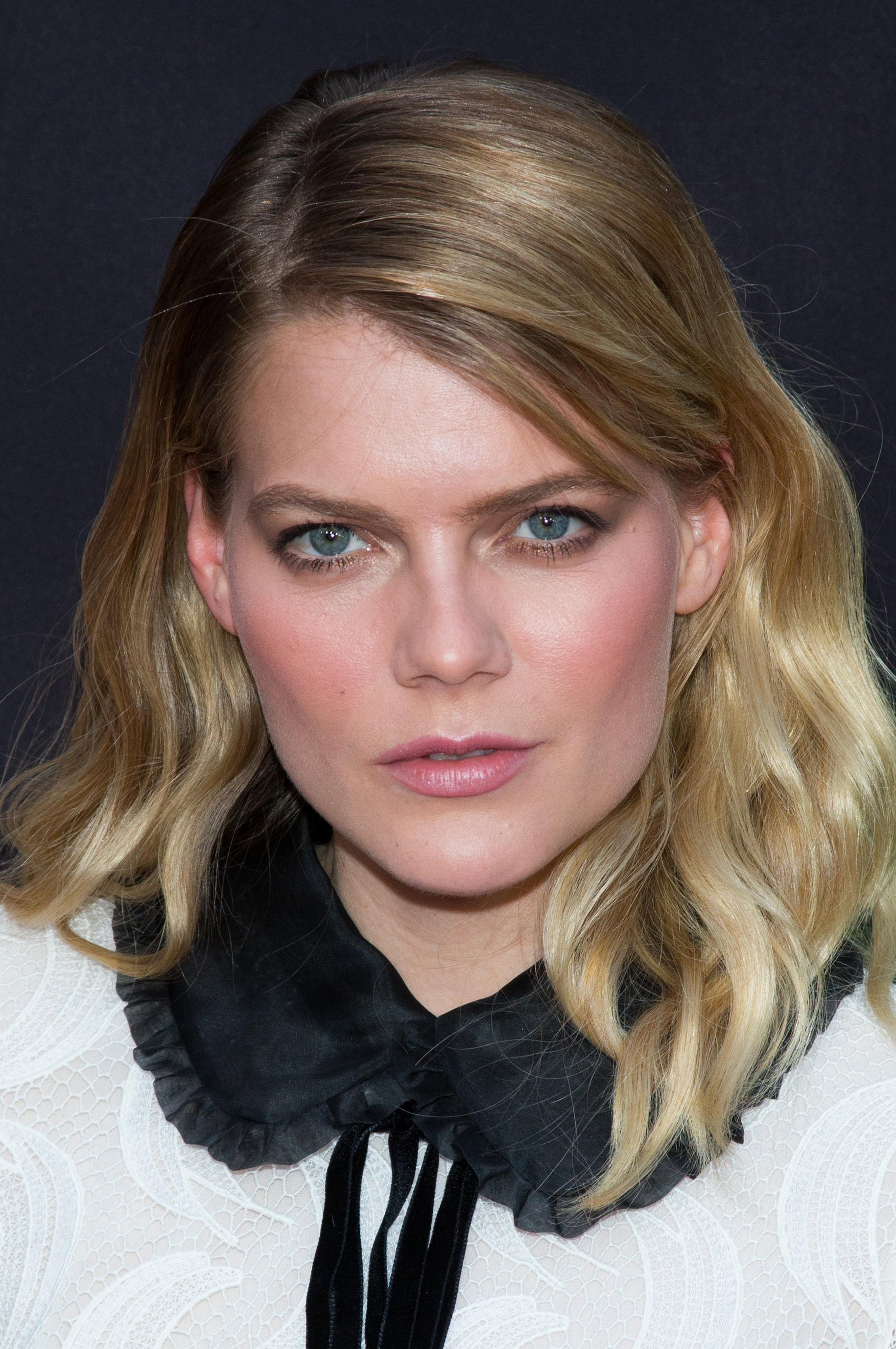 Emma Greenwell at the premiere of Hulu's 'The Path' at ArcLight Hollywood.