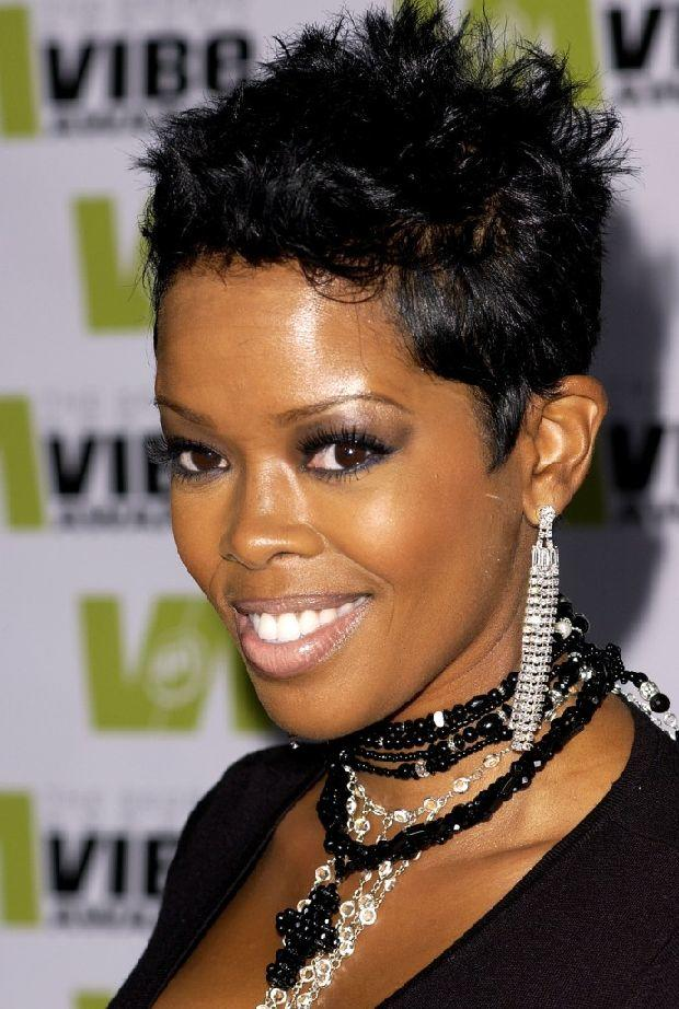 Malinda Williams at the 2004 Vibe Awards.