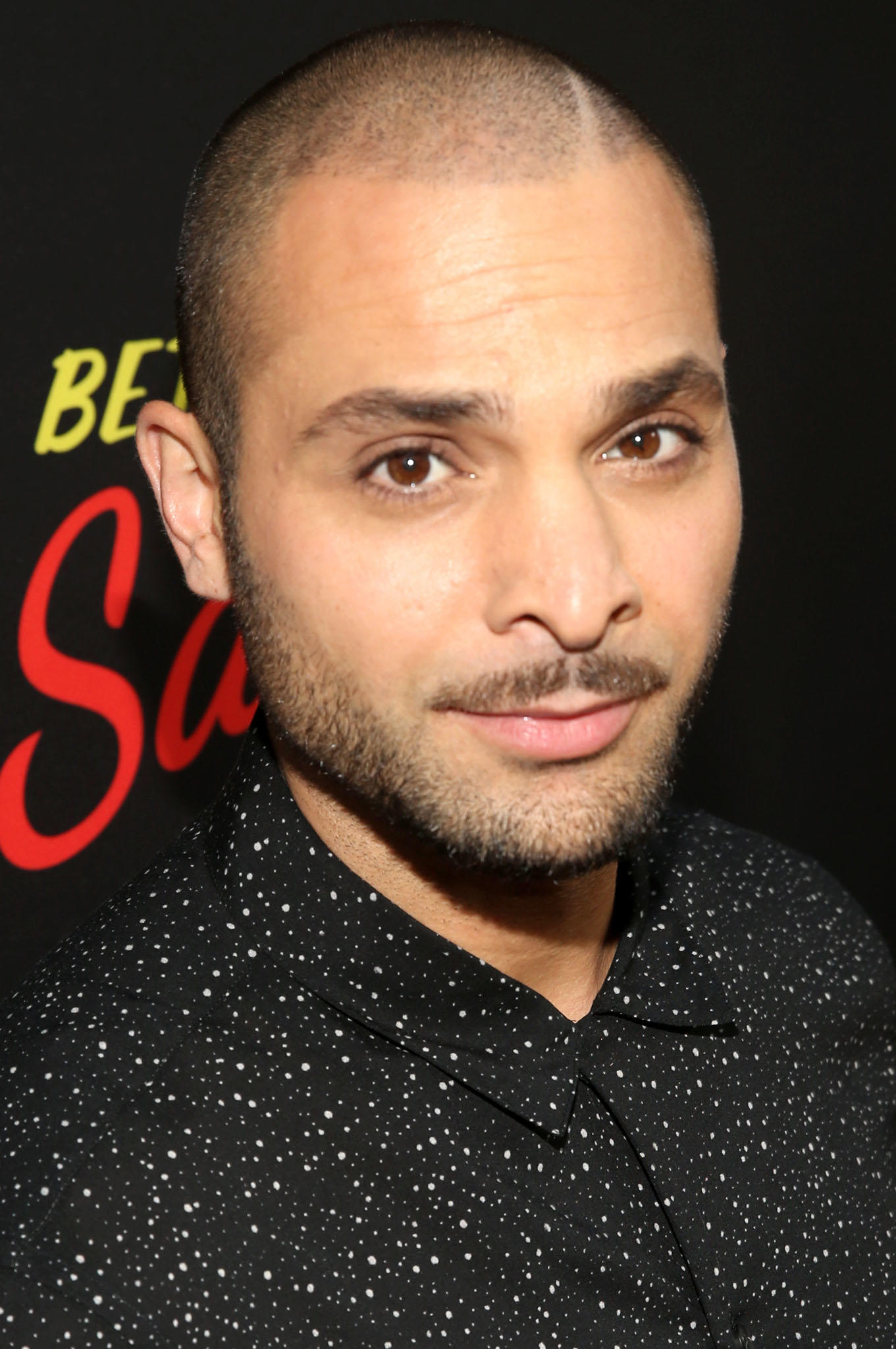 Michael Mando at AMC's