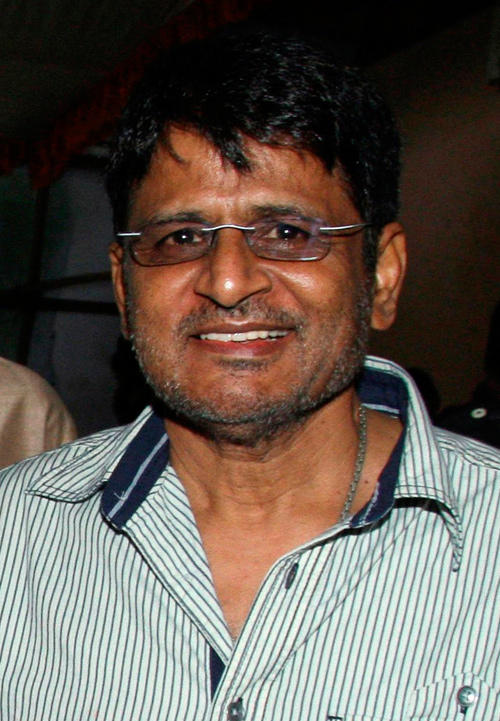 Raghubir Yadav at the promotional event for