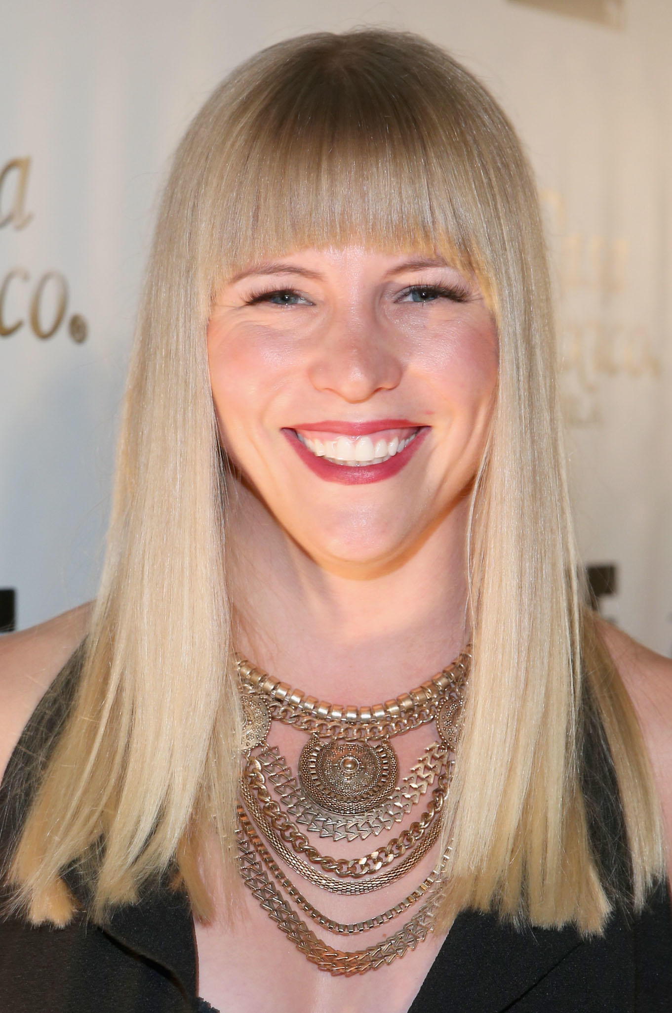 Sara Coates at the launch of WE tv's David Tutera CELEBrations and Casa Mexico Tequila in Hollywood.