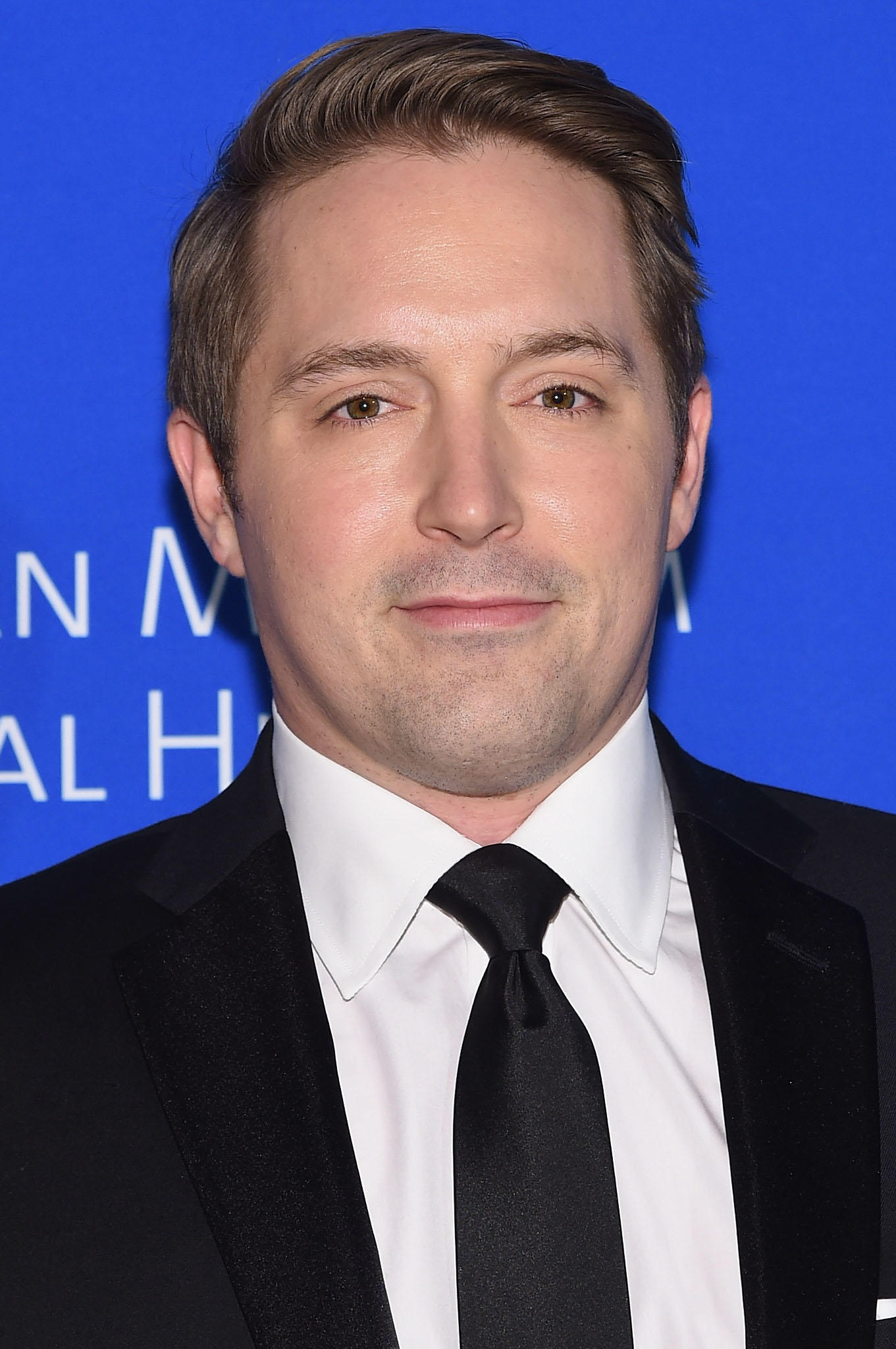 Beck Bennett at the 2014 Museum Gala at the American Museum of Natural History in New York City.
