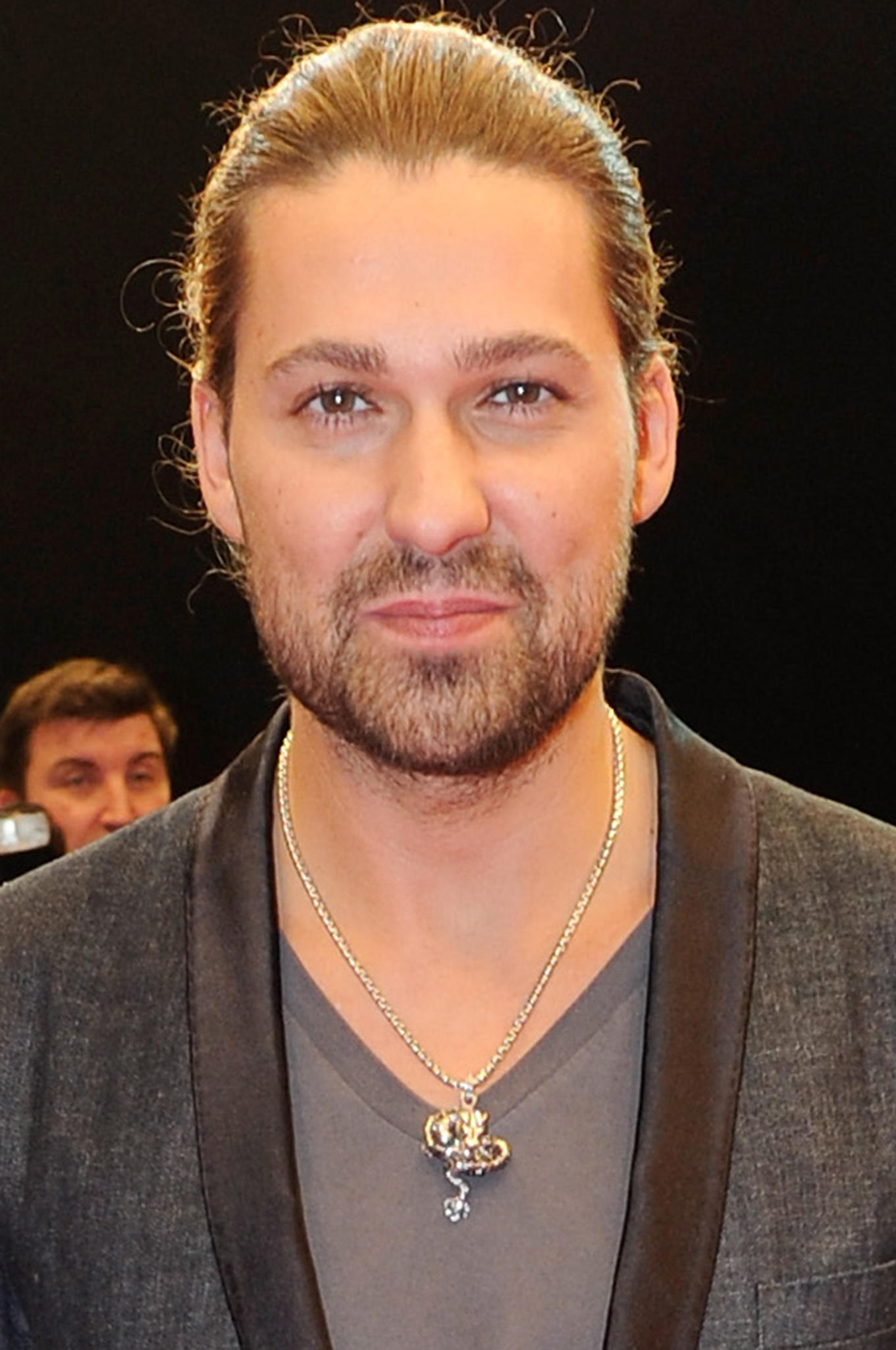 David Garrett at the 2013 GQ Men Of The Year Awards.