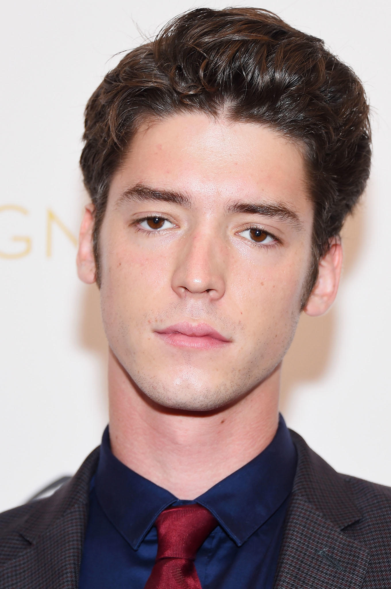 Pico Alexander at the New York premiere of