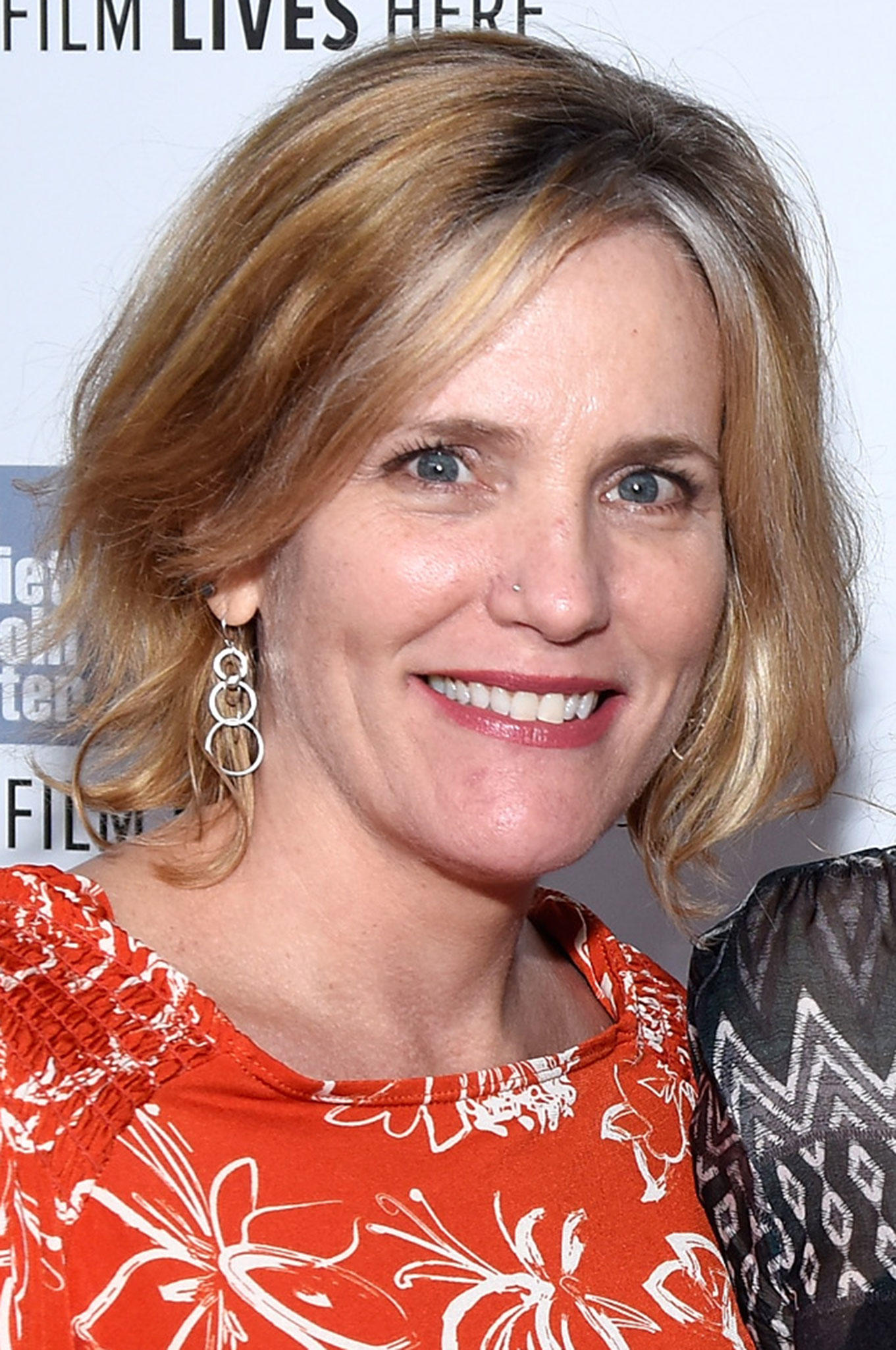Mary Kerr at the New York Film Festival premiere of