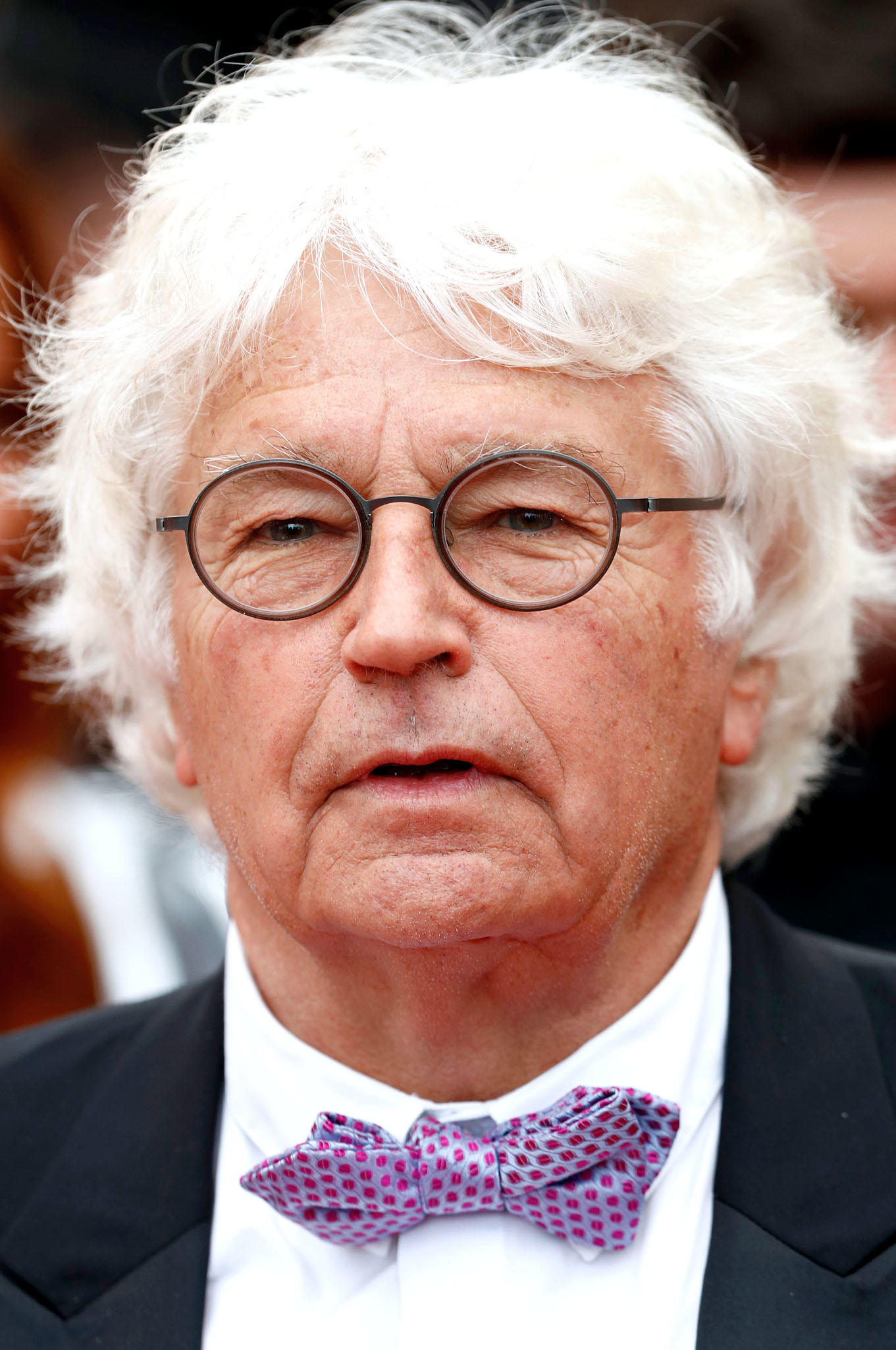Jean-Jacques Annaud at the screening of