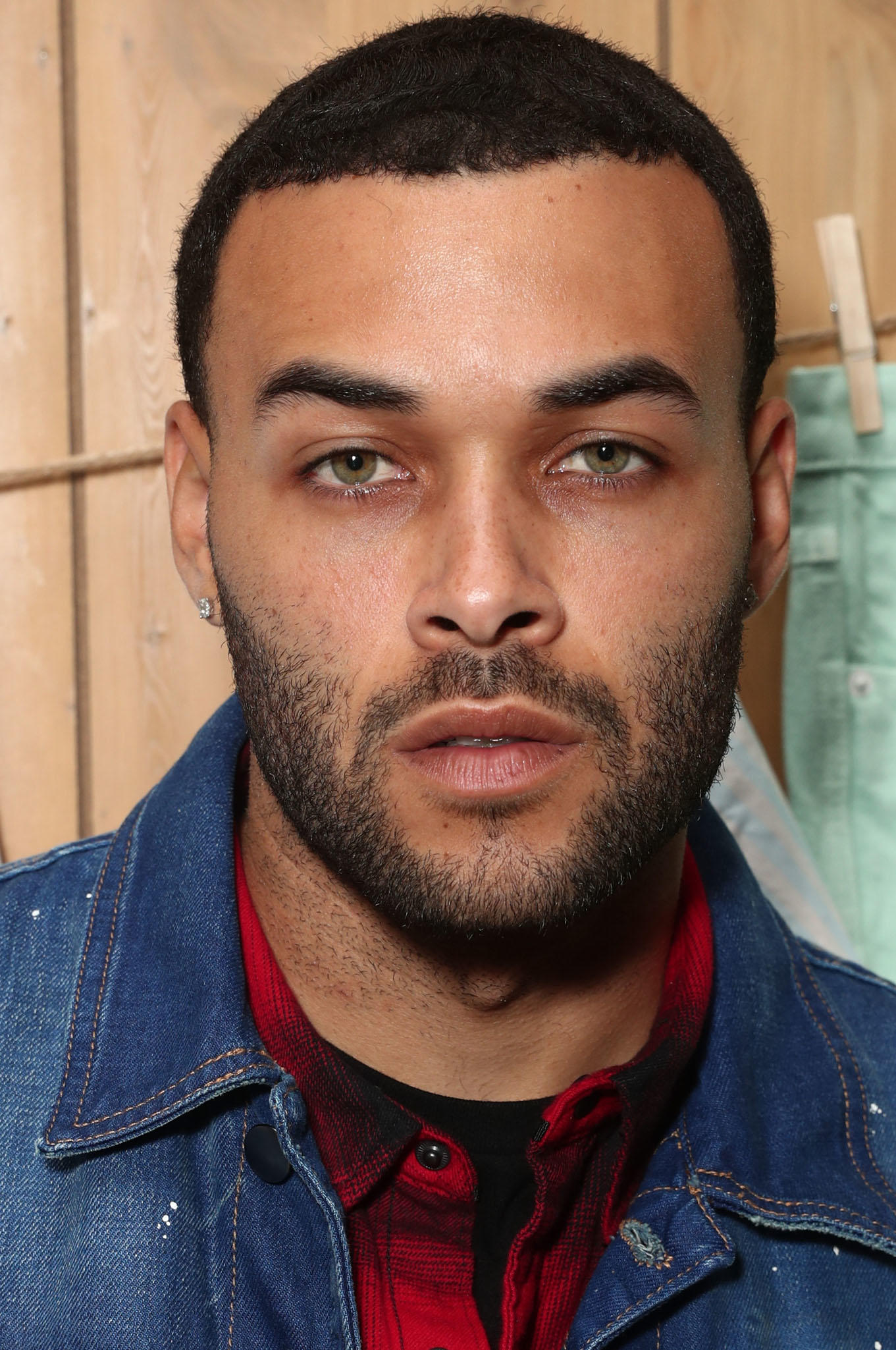 Don Benjamin at AWGE Presents: A$AP Roxy x GUESS Club in West Hollywood, CA.