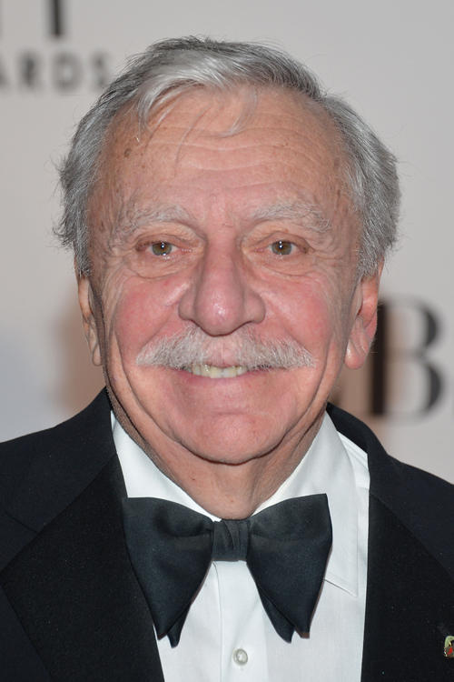 Emanuel Azenberg at the 66th Annual Tony Awards in New York City.