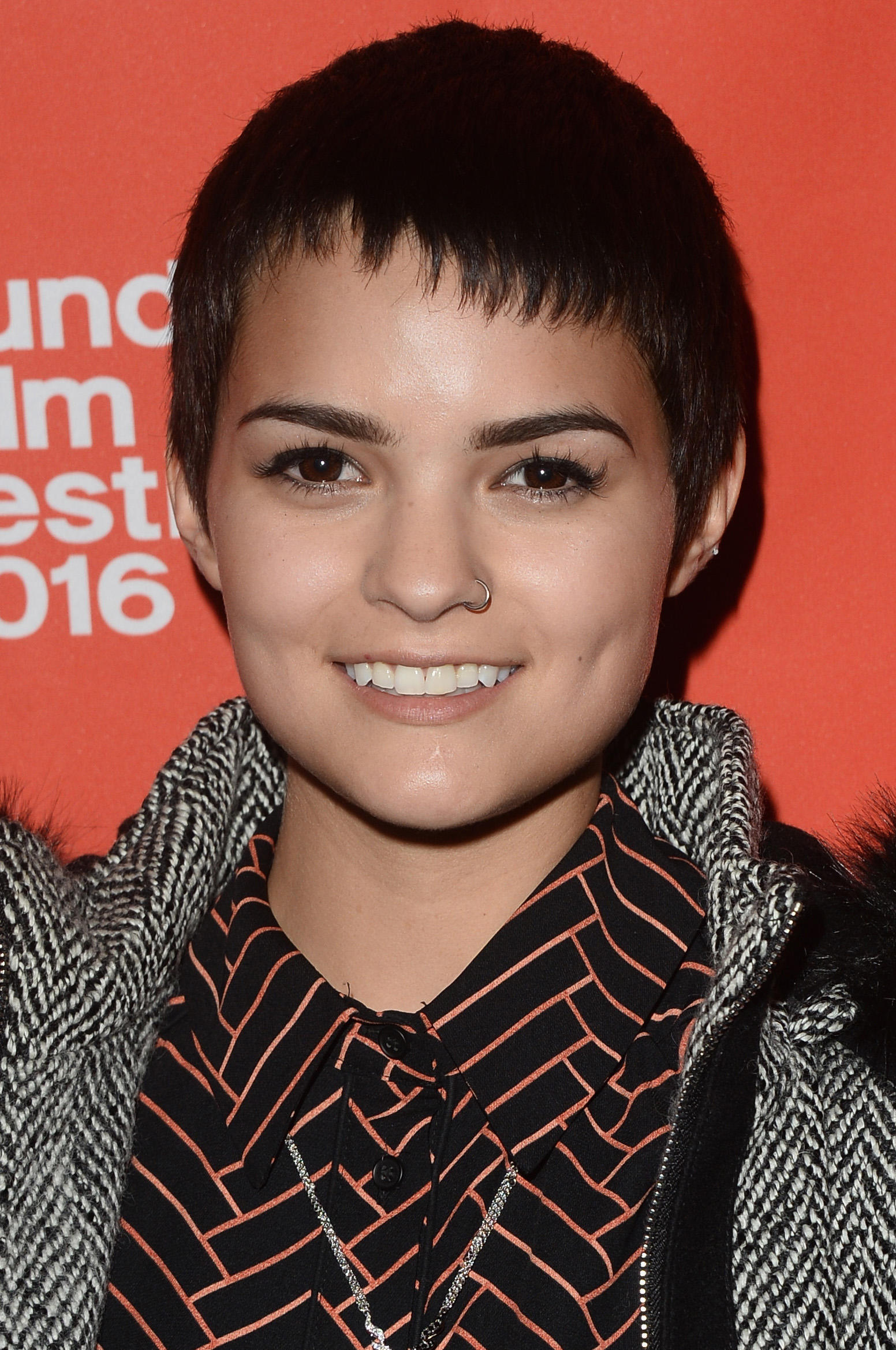 Brianna Hildebrand at the 'First Girl I Loved' Premiere during the 2016 Sundance Film Festival.