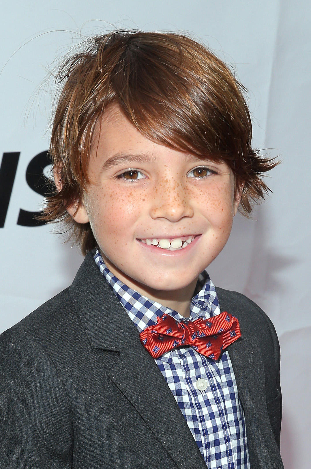 Aiden Lovekamp at the 'Pawn Sacrifice' premiere.