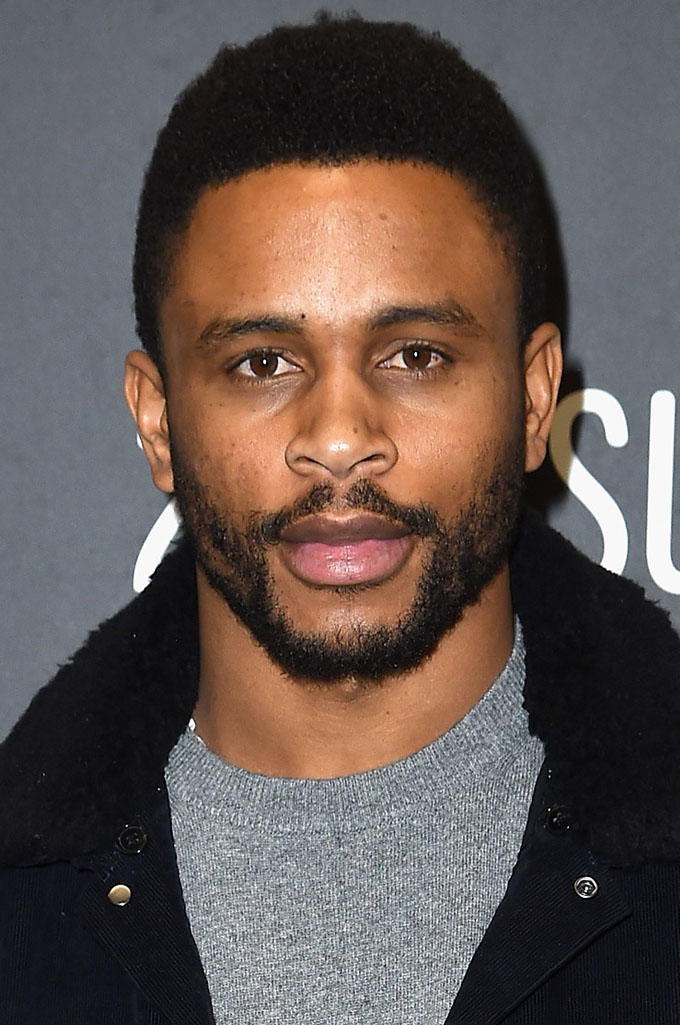Nnamdi Asomugha at the