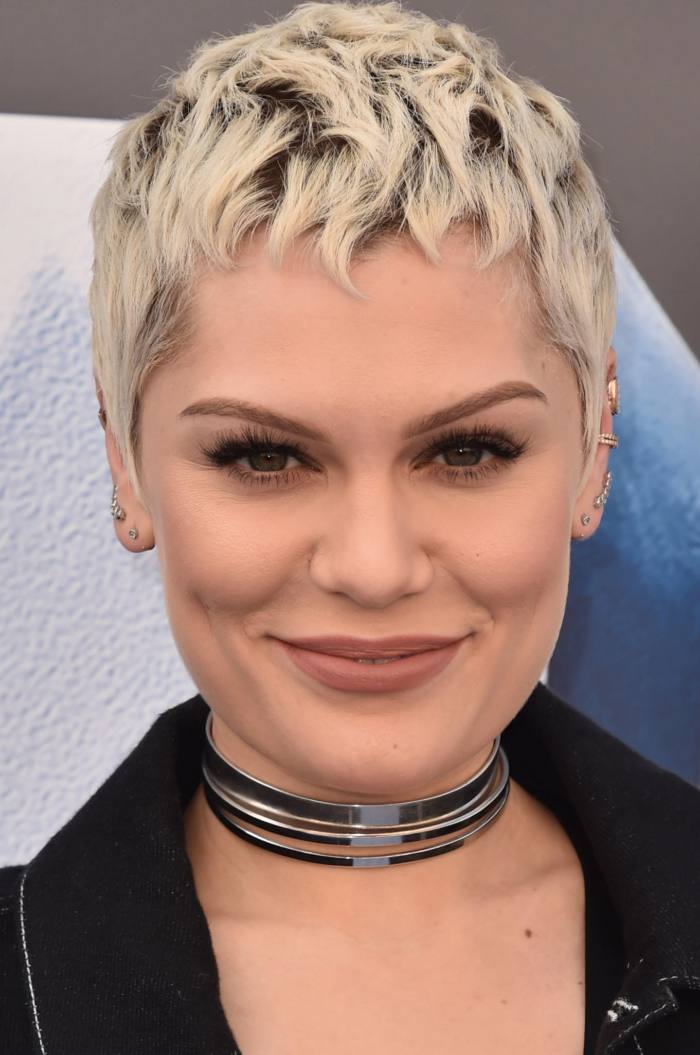 Jessie J at the Los Angeles screening of