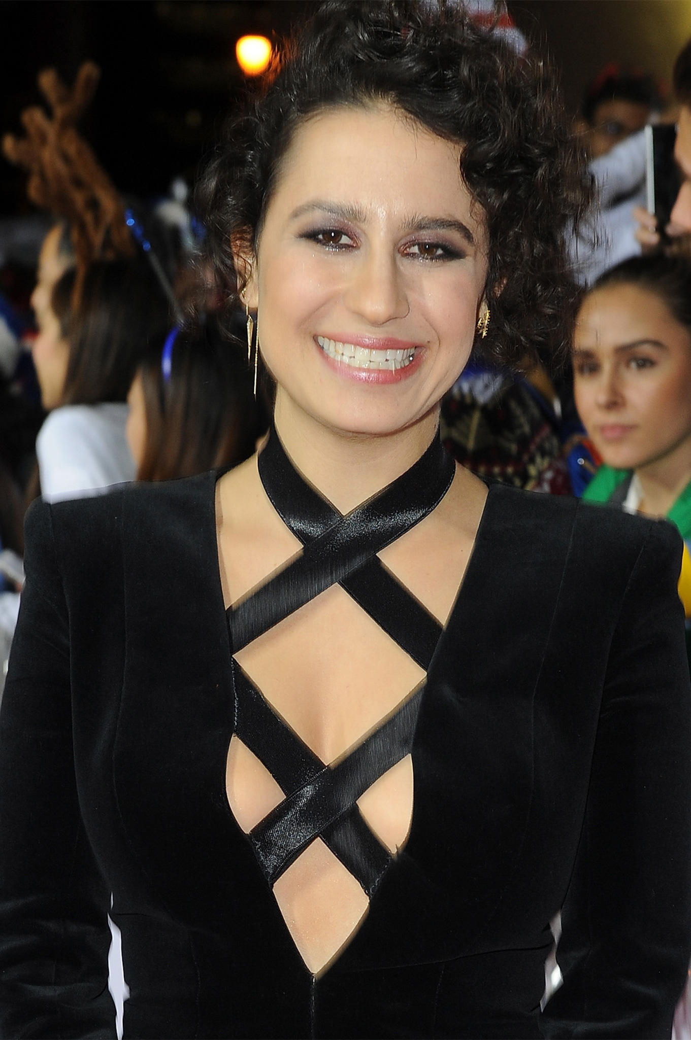 Ilana Glazer at the California premiere of