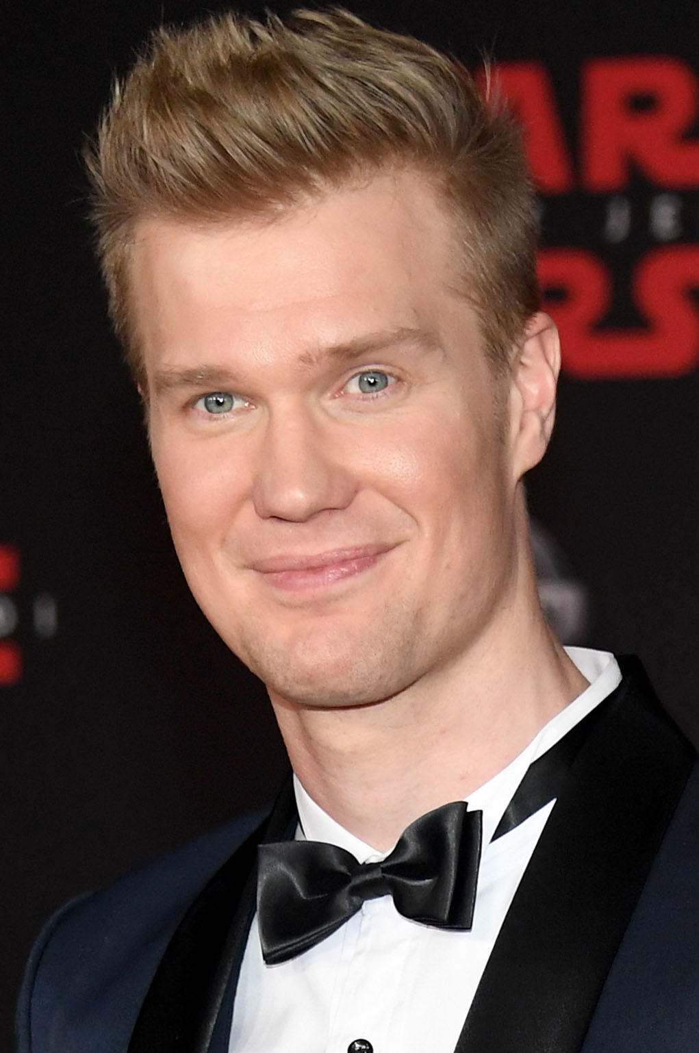Joonas Suotamo at the premiere of