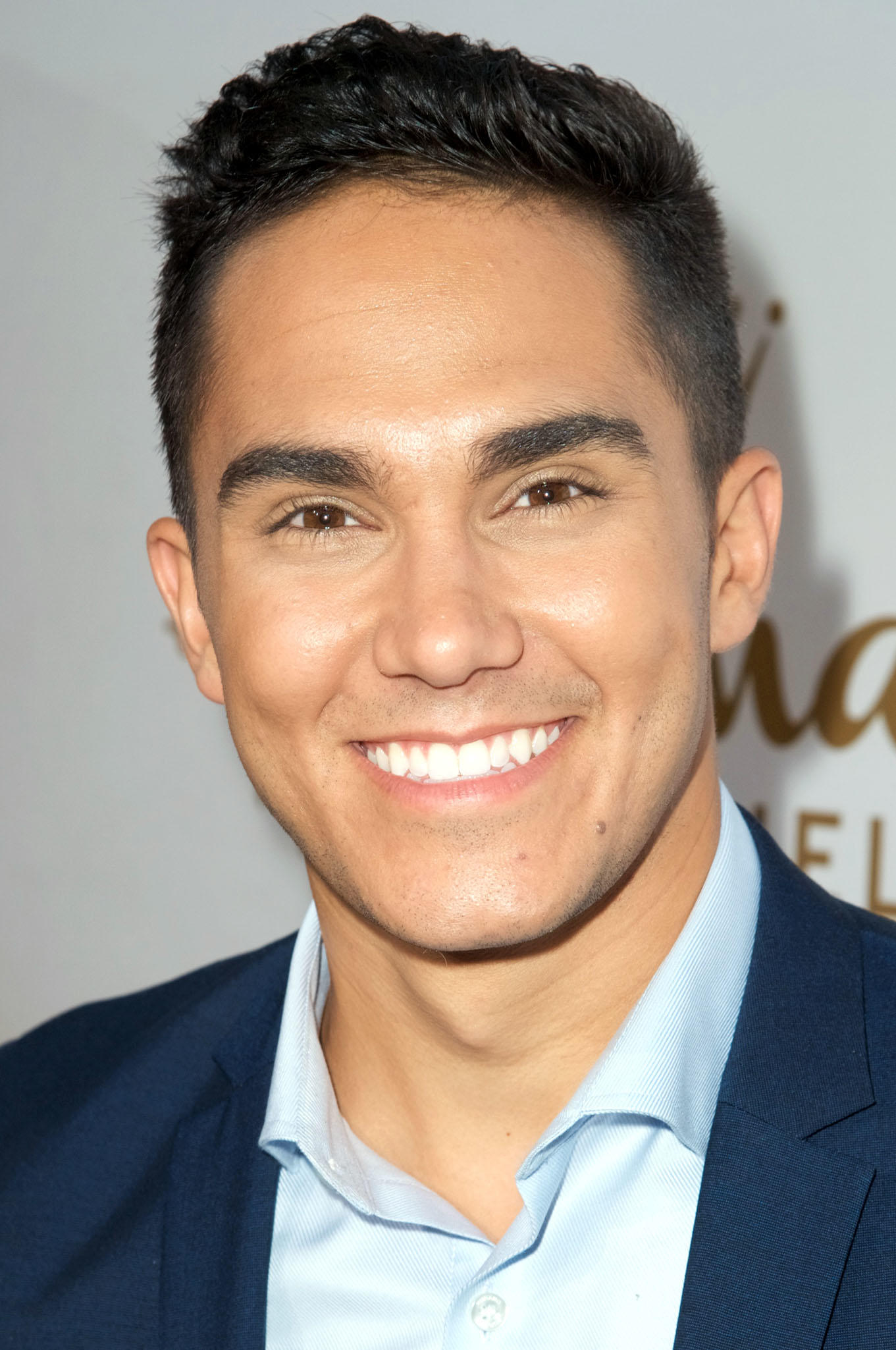 Carlos PenaVega at the 2017 Summer TCA Tour Hallmark Channel and Hallmark Movies and Mysteries event in Beverly Hills, California.