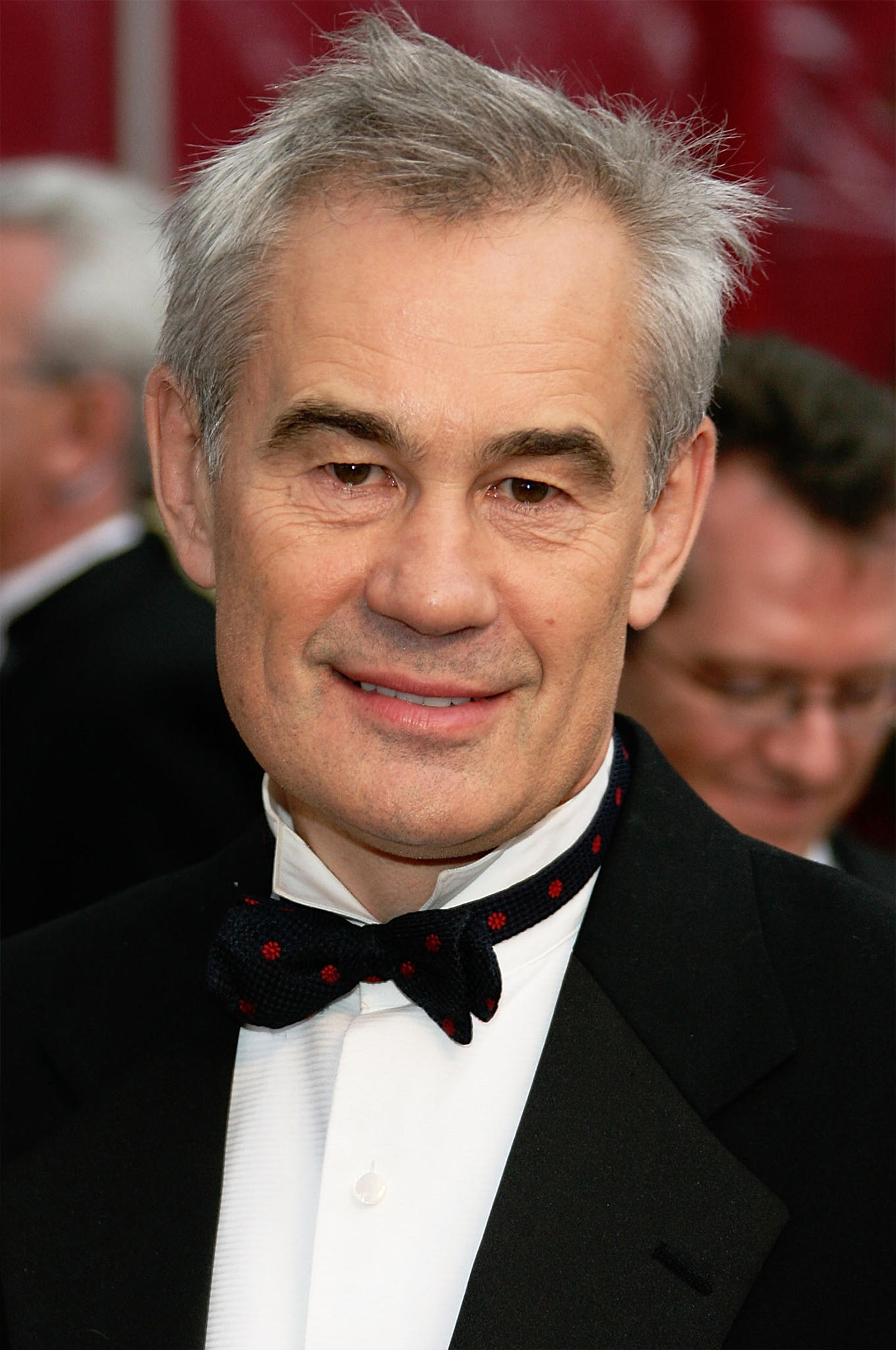 Sergei Bodrov at the 80th Academy Awards.