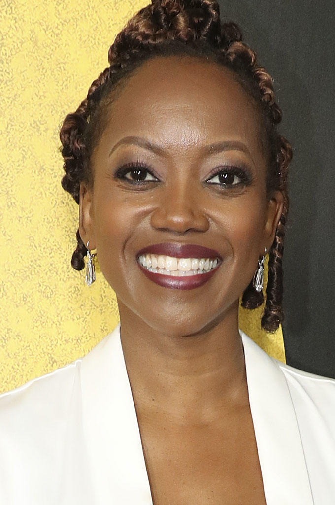 Erika Alexander at the