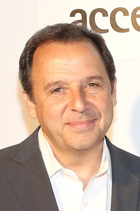 Ron Suskind at the 2016 Tribeca Film Festival at BMCC John Zuccotti Theater