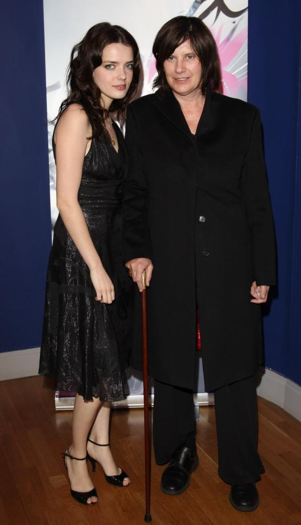 Catherine Breillat and Roxane Mesquida at the premiere of